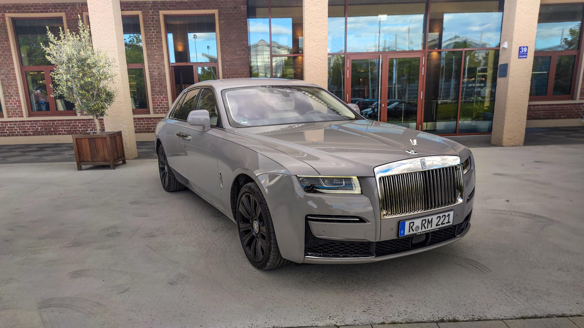 Rolls Royce Ghost - M-RM-221