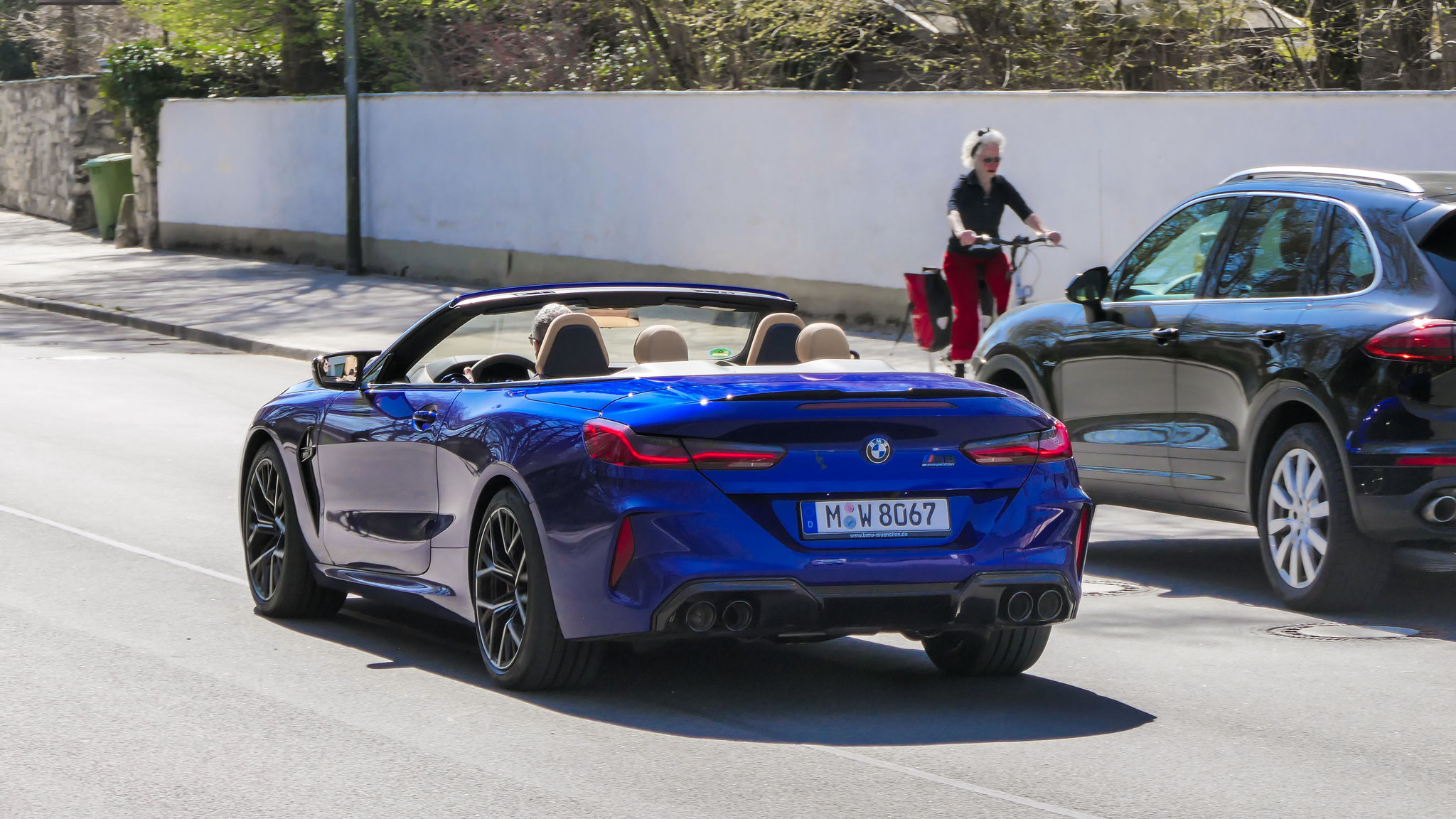 BMW M8 Competition Cabrio - M-W-8067
