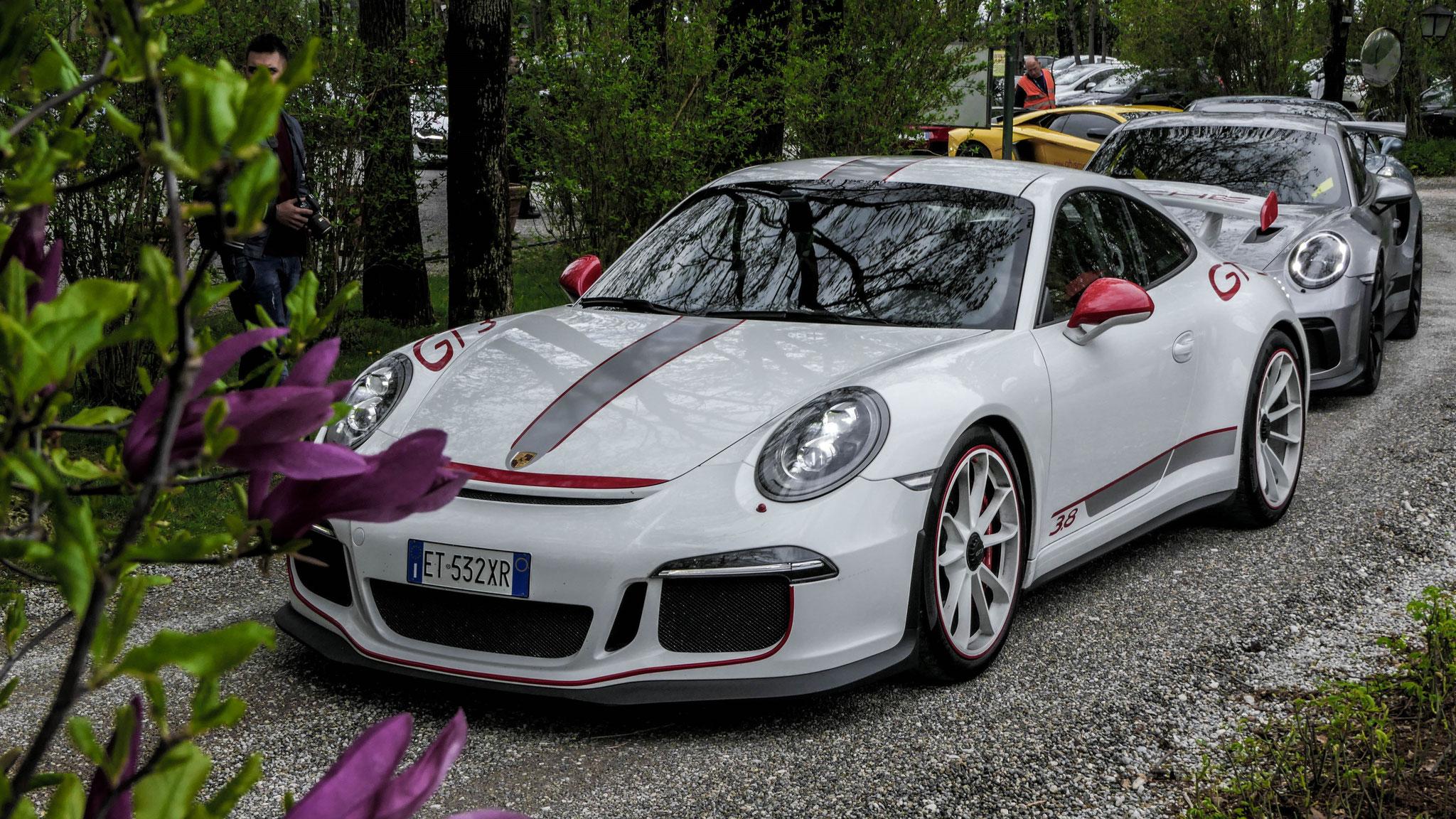 Porsche 991 GT3 - ET-532-XR (ITA)