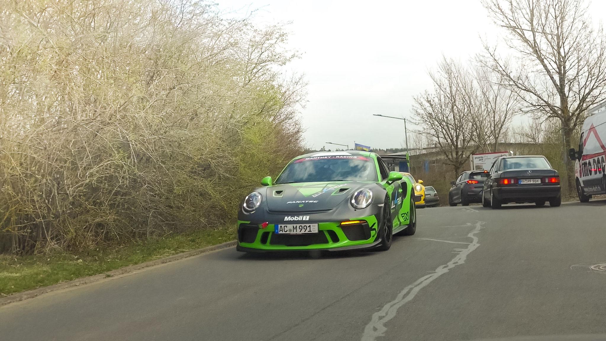 Porsche 911 991.2 GT3 RS - AC-M-991