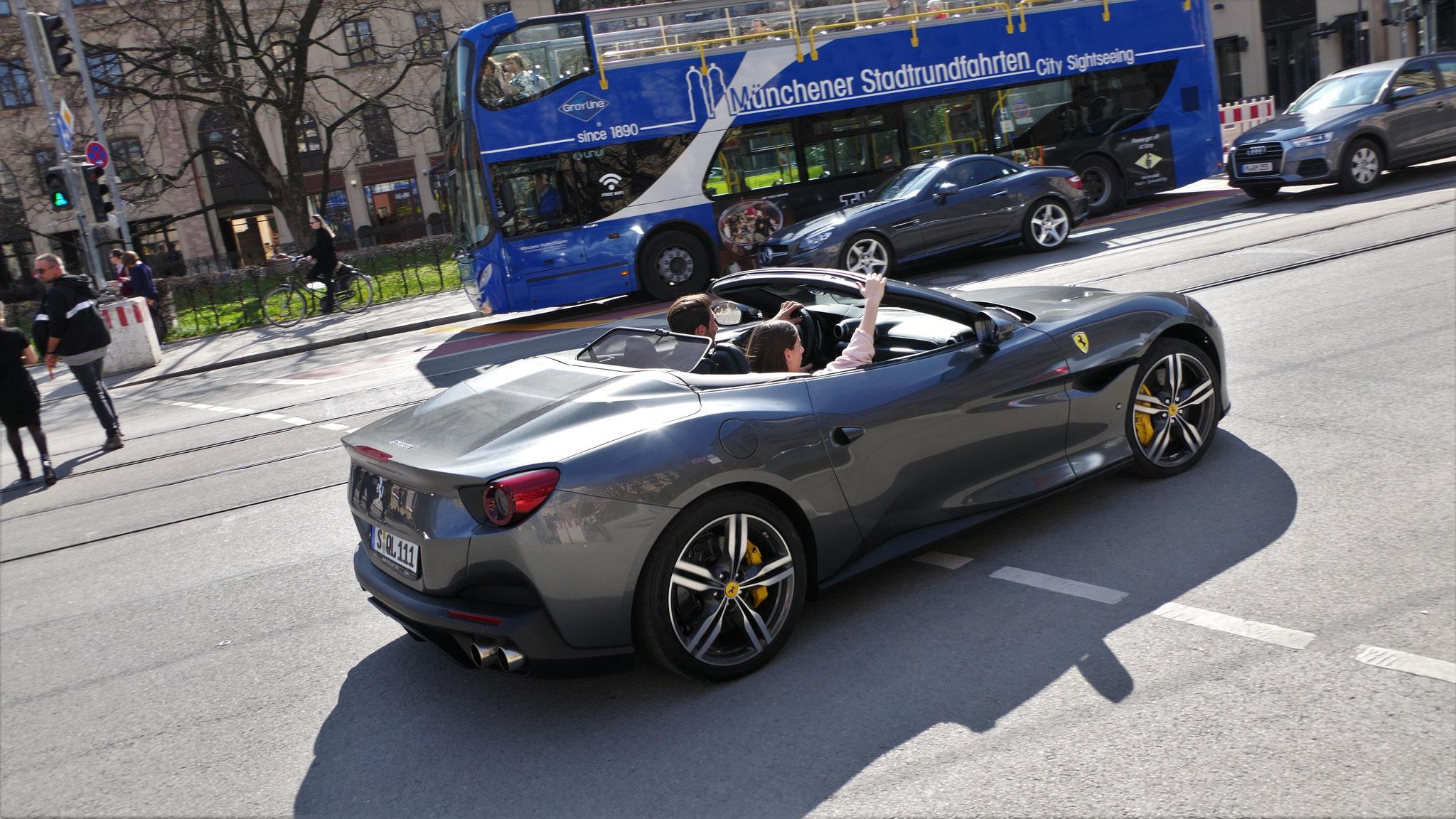 Ferrari Portofino - M-QL-111