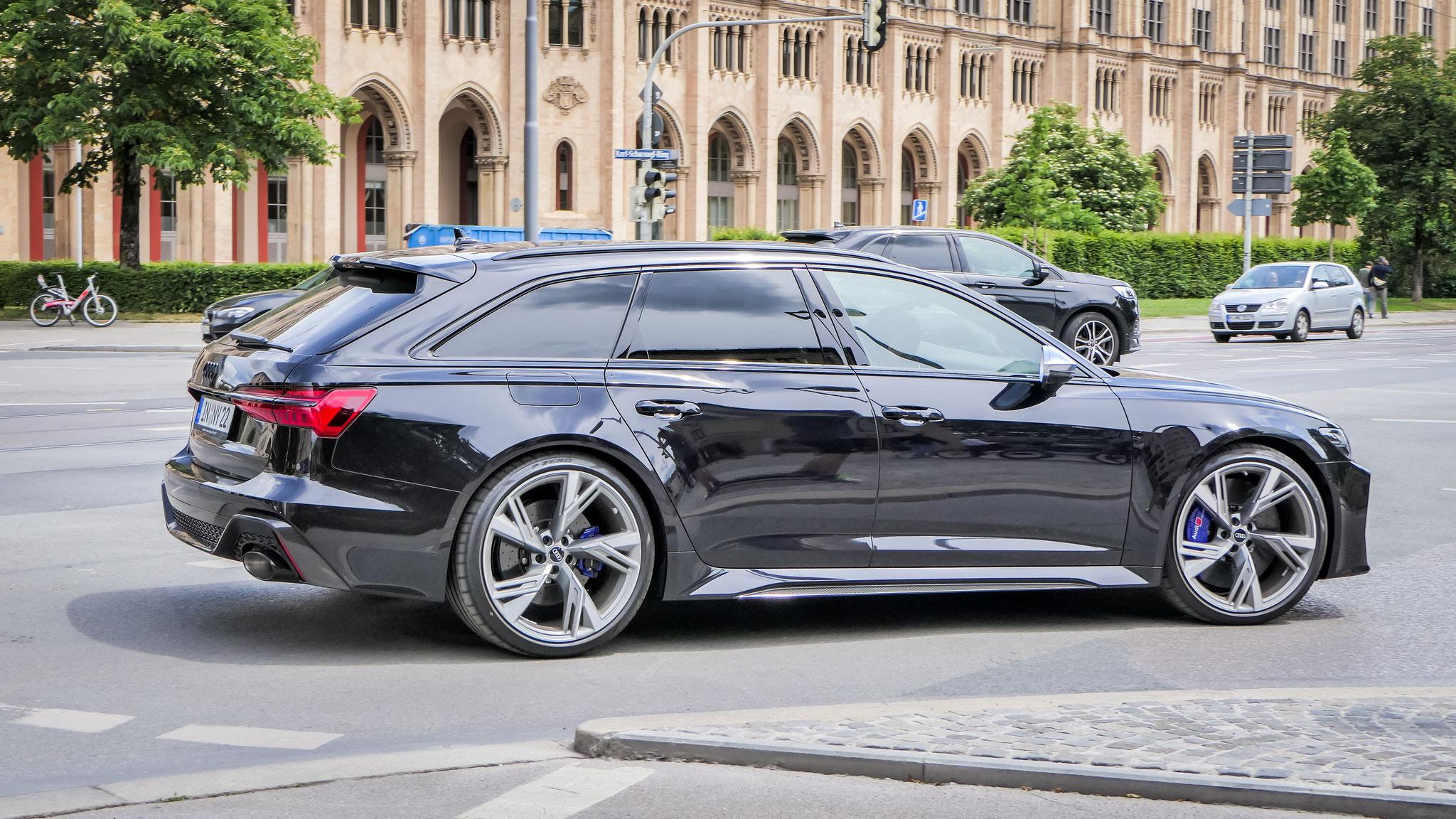 Audi RS6 - IN-NY-22