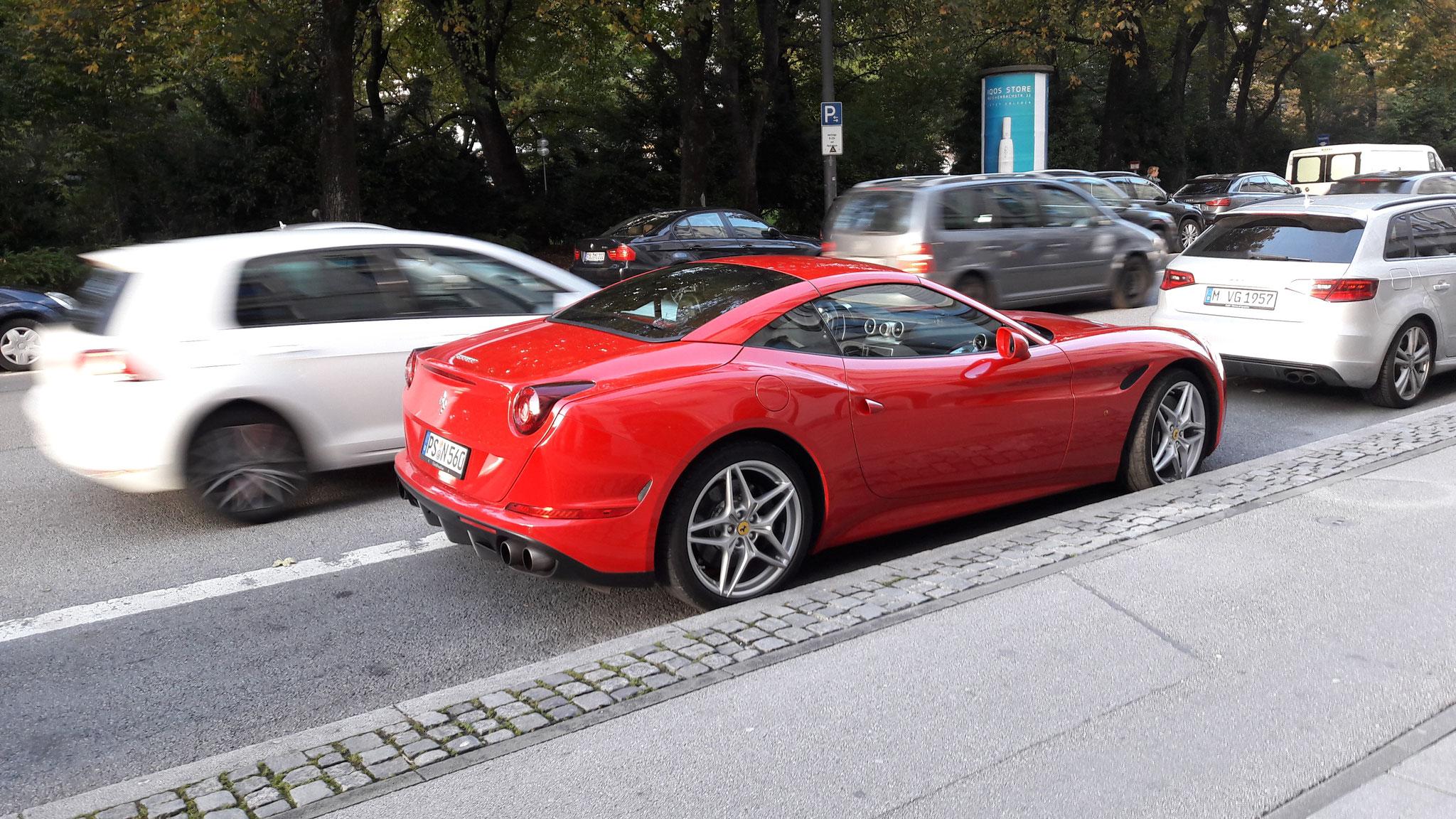 Ferrari California - PS-N-560