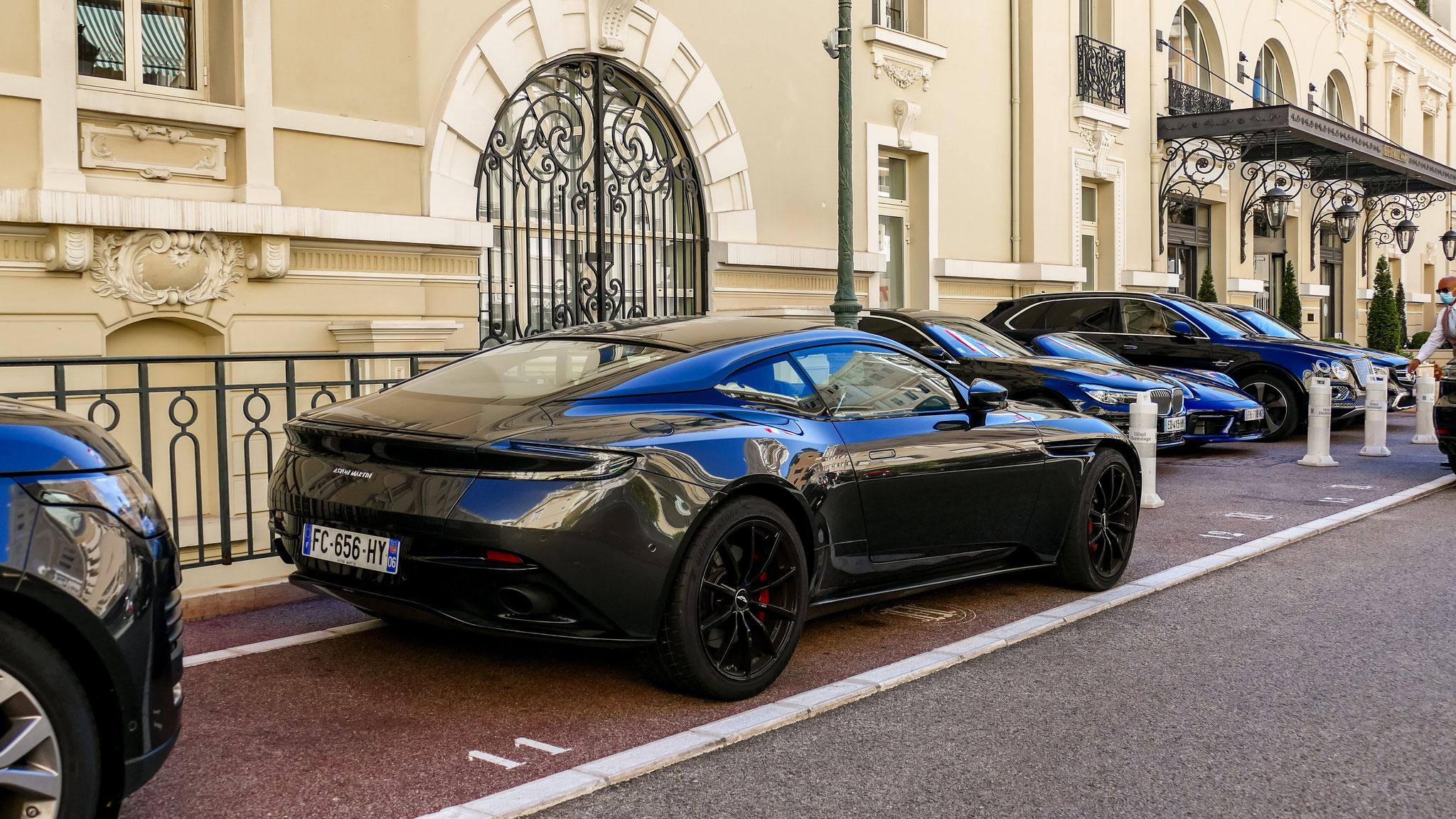 Aston Martin DB11 - FC-656-HY-06 (FRA)