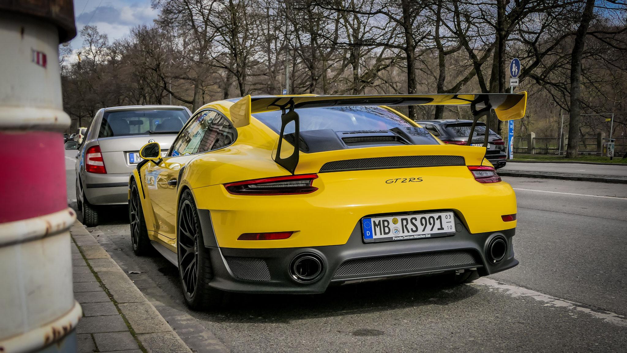 Porsche GT2 RS - MB-RS-991