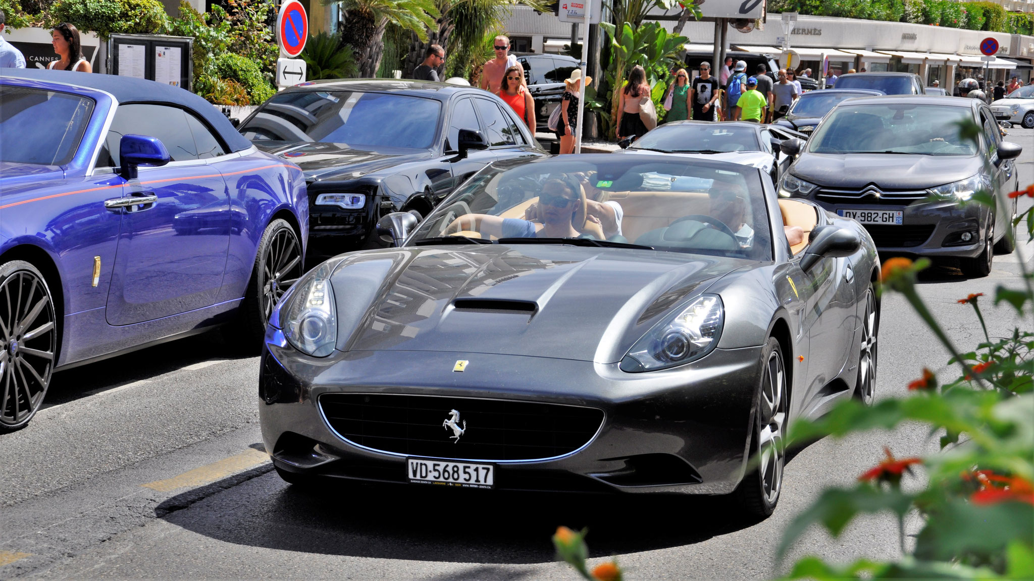 Ferrari California - VD-568517 (CH)