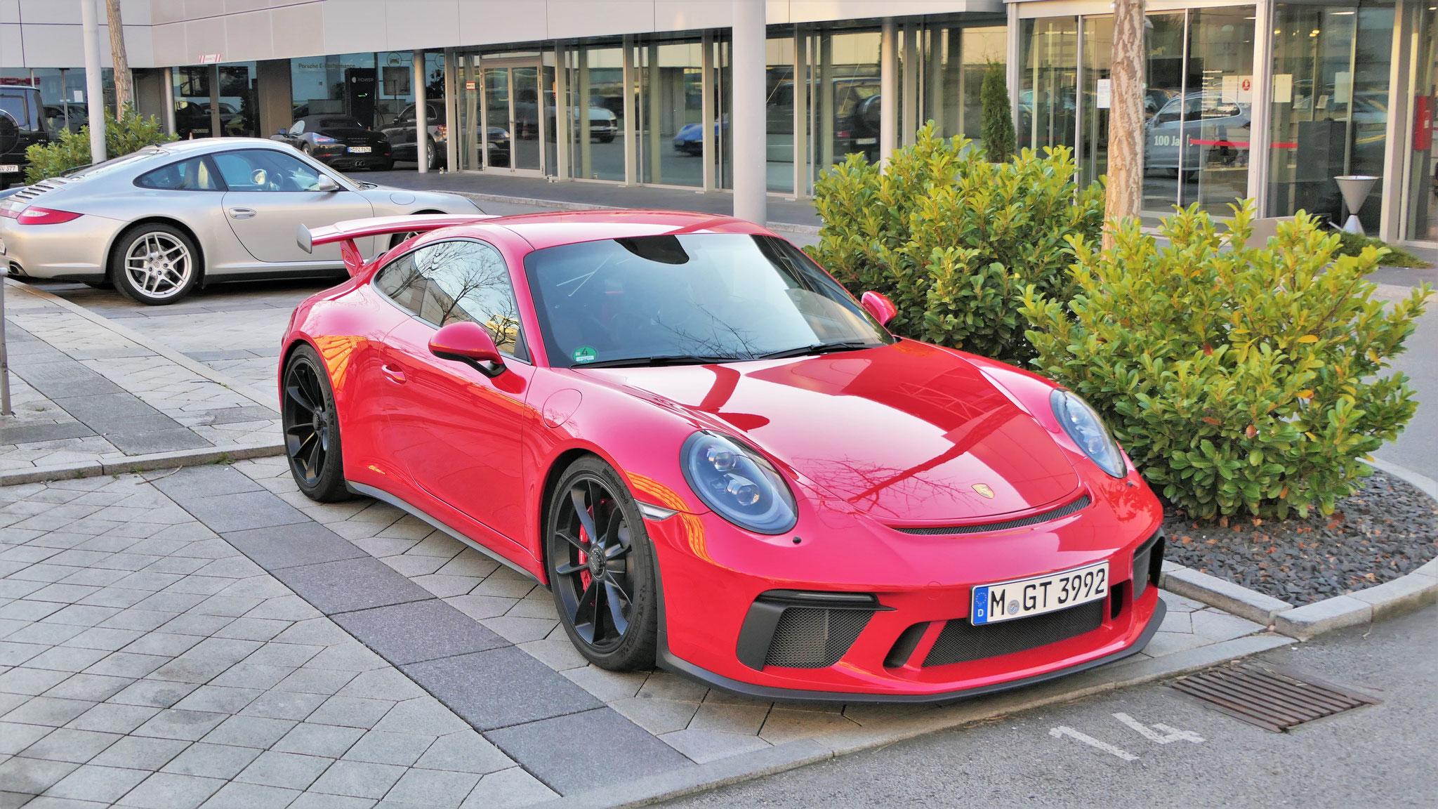 Porsche 991 GT3 - M-GT-3992