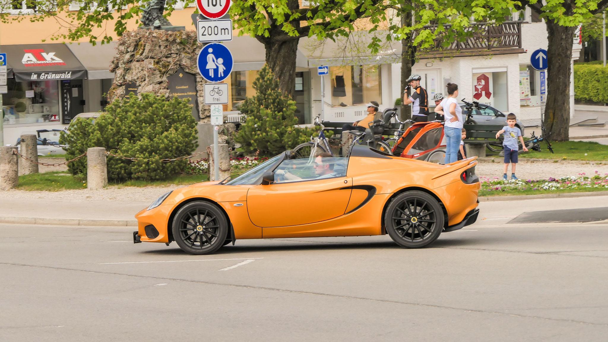 Lotus Elise S3 - M-FY-717