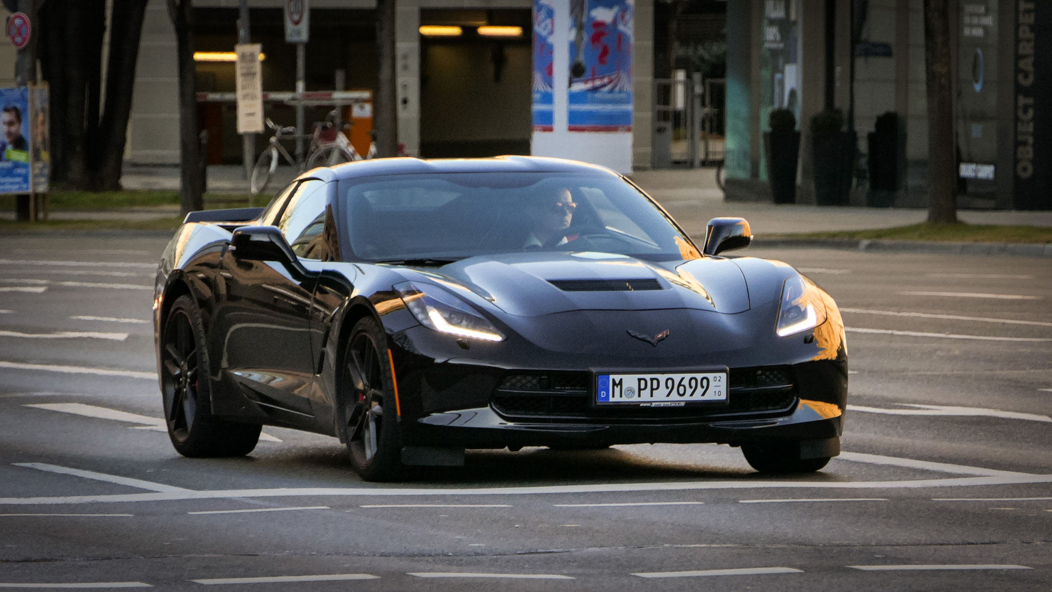 Chevrolet Corvette C7 Stingray - M-PP-9699