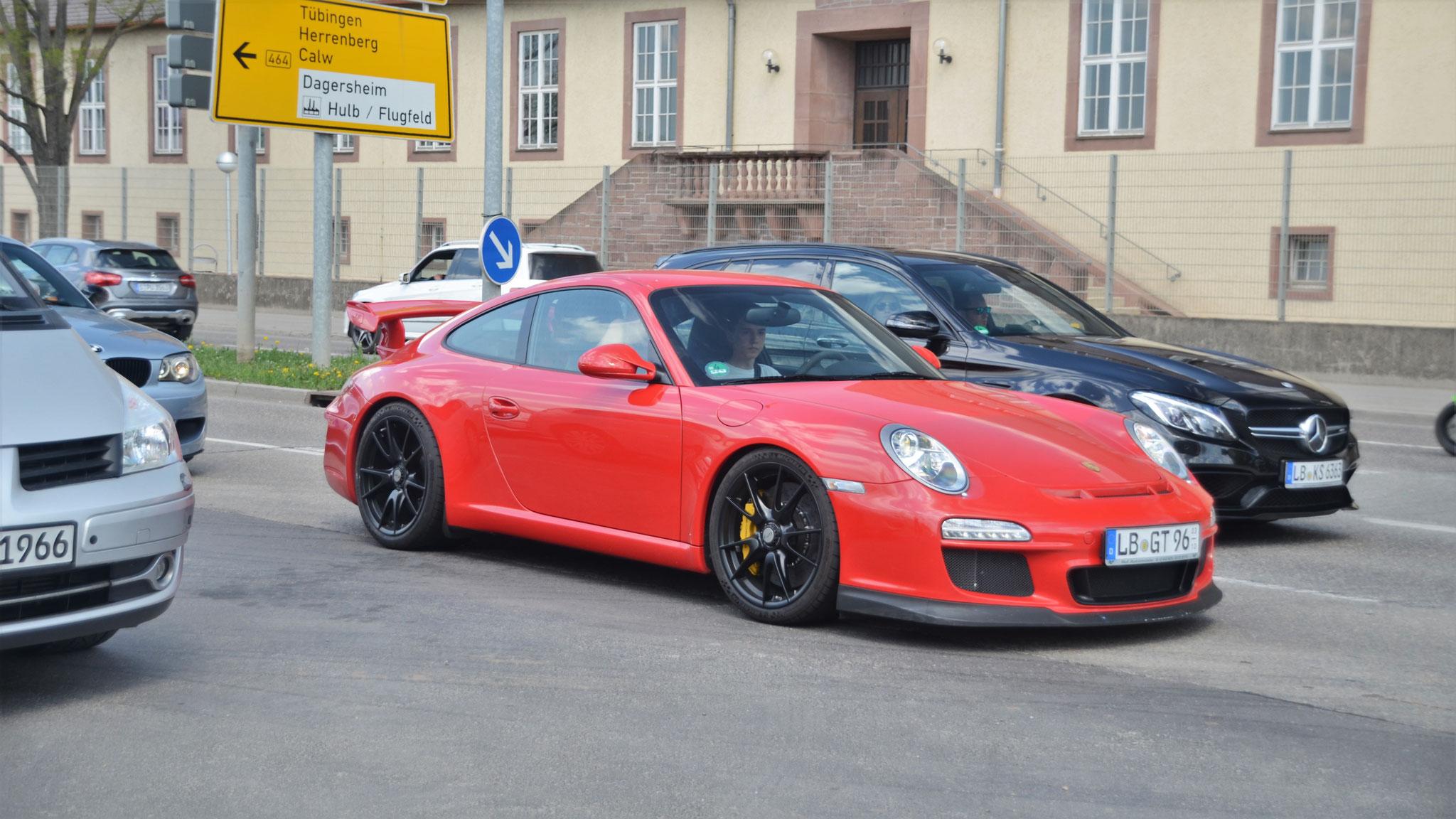 Porsche GT3 997 - LB-GT-96