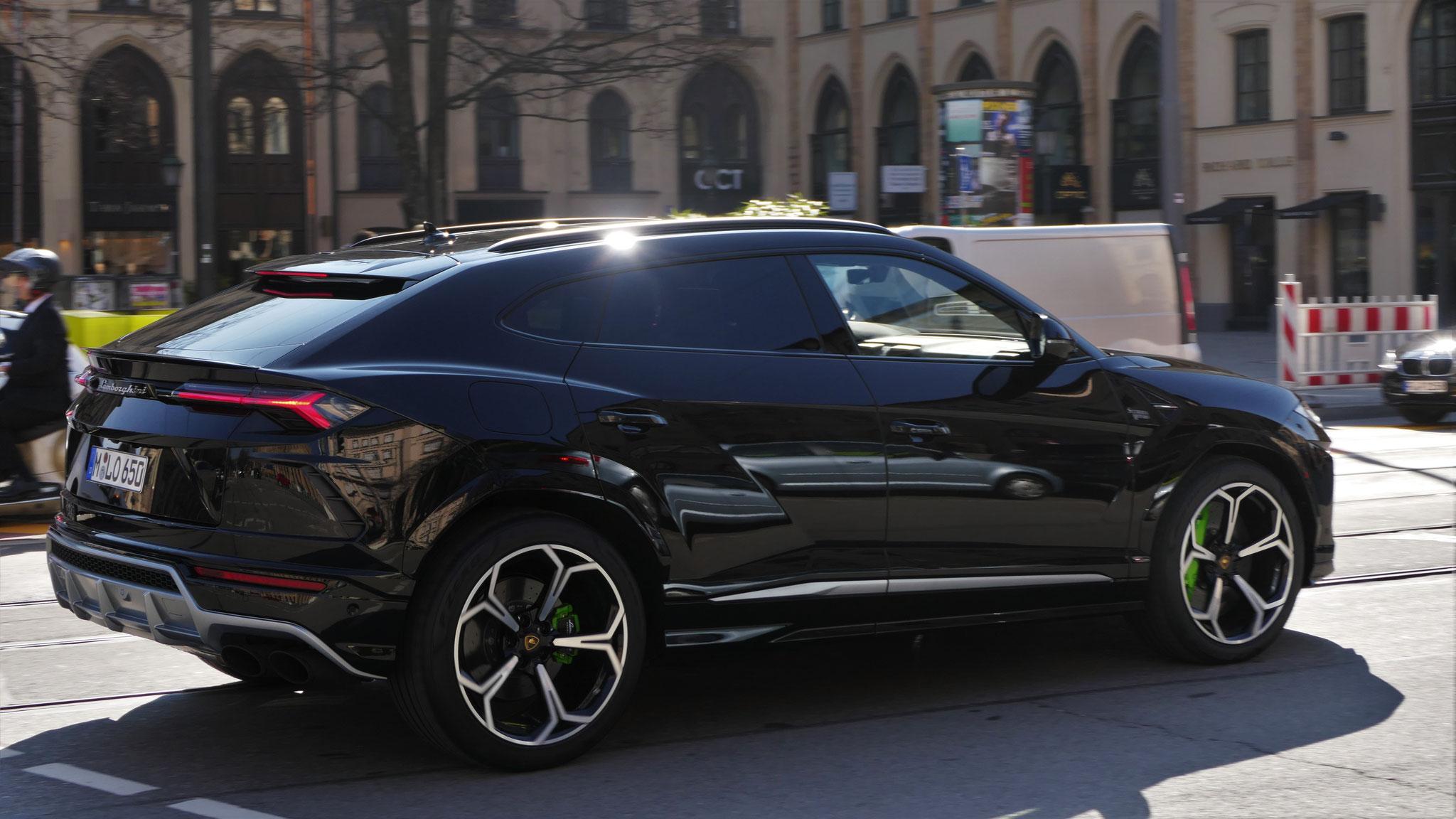 Lamborghini Urus - M-LO-650