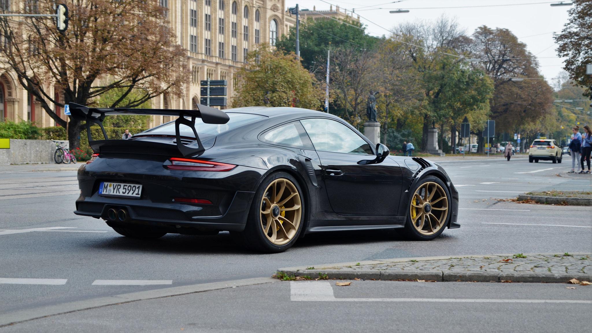 Porsche 911 991.2 GT3 RS - M-YR-5991