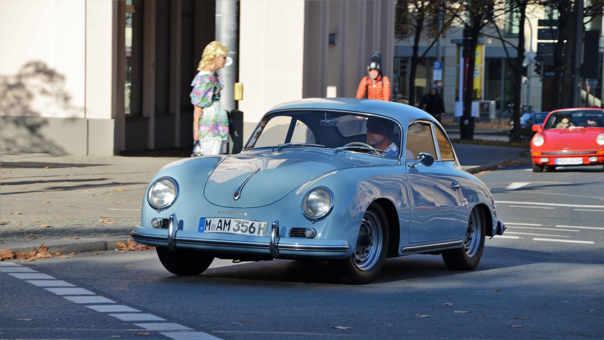 Porsche 356 1600 - M-AM-356H