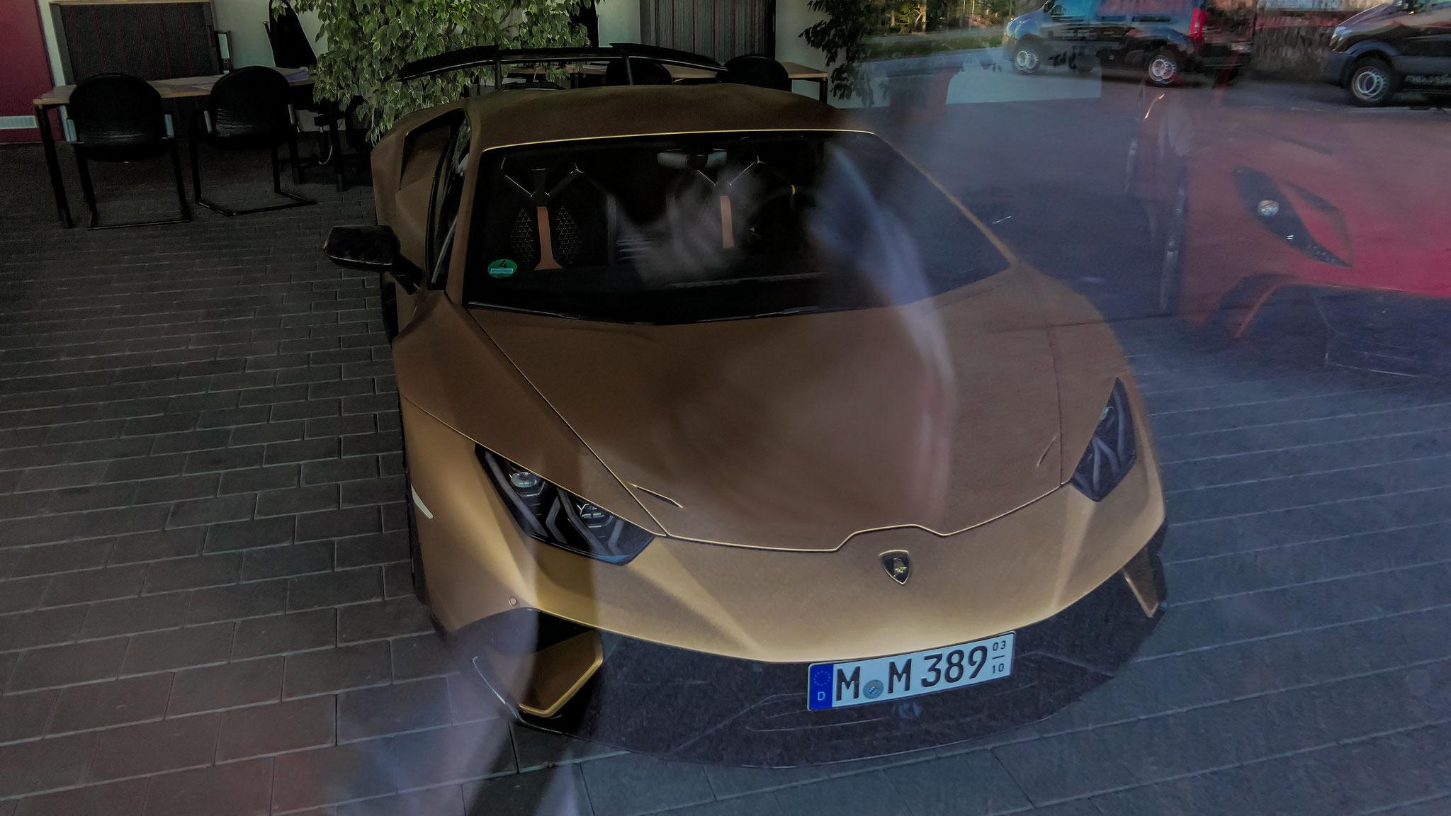 Lamborghini Huracan Performante - M-M-389