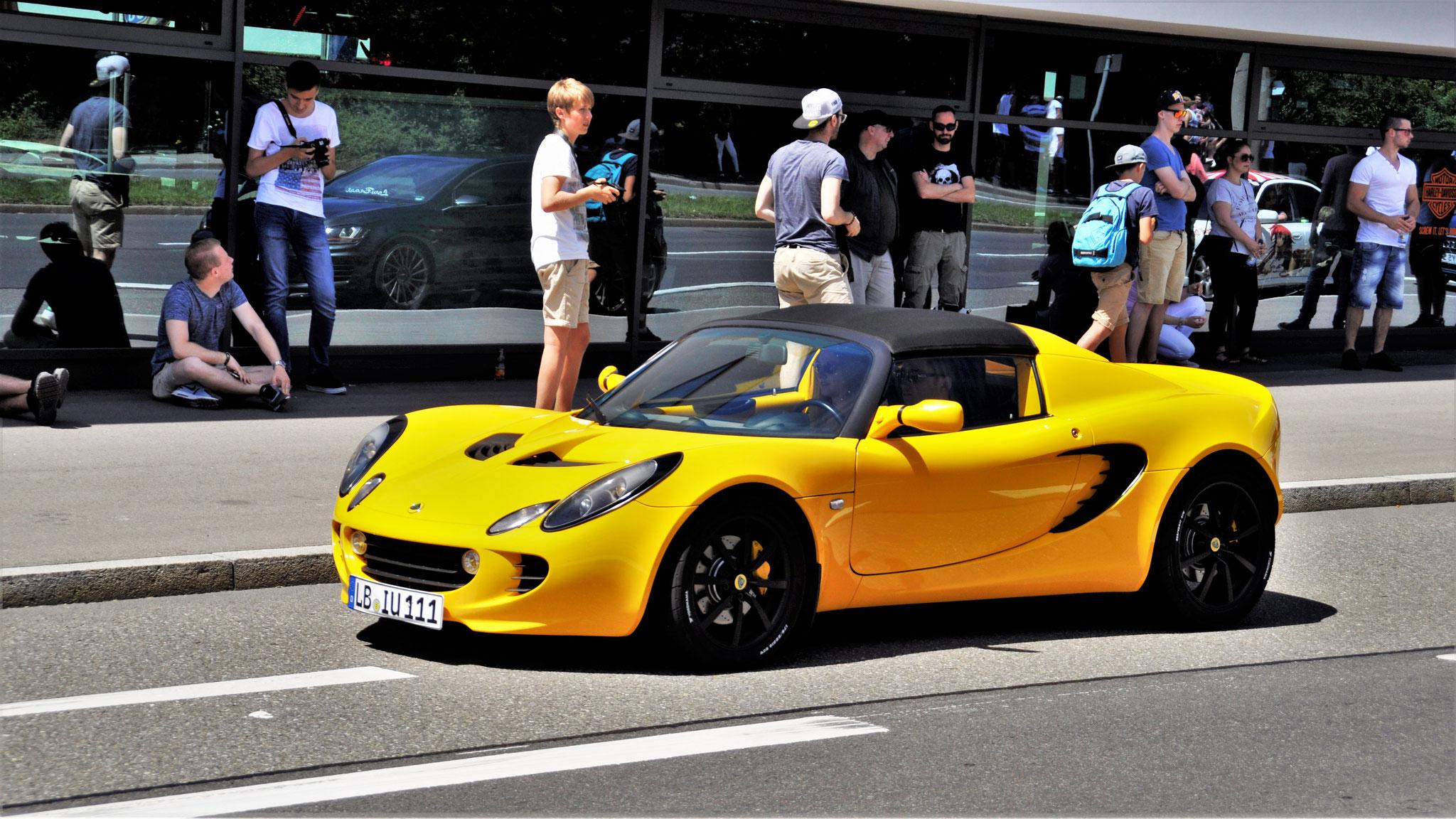 Lotus Elise S2 - LB-IU-111