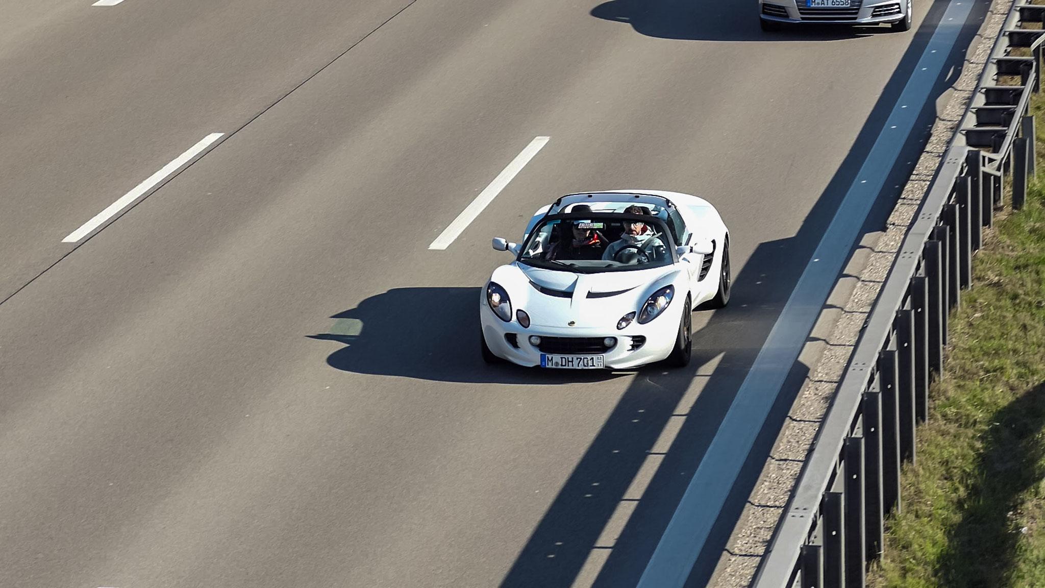 Lotus Elise S2 - M-DH-701