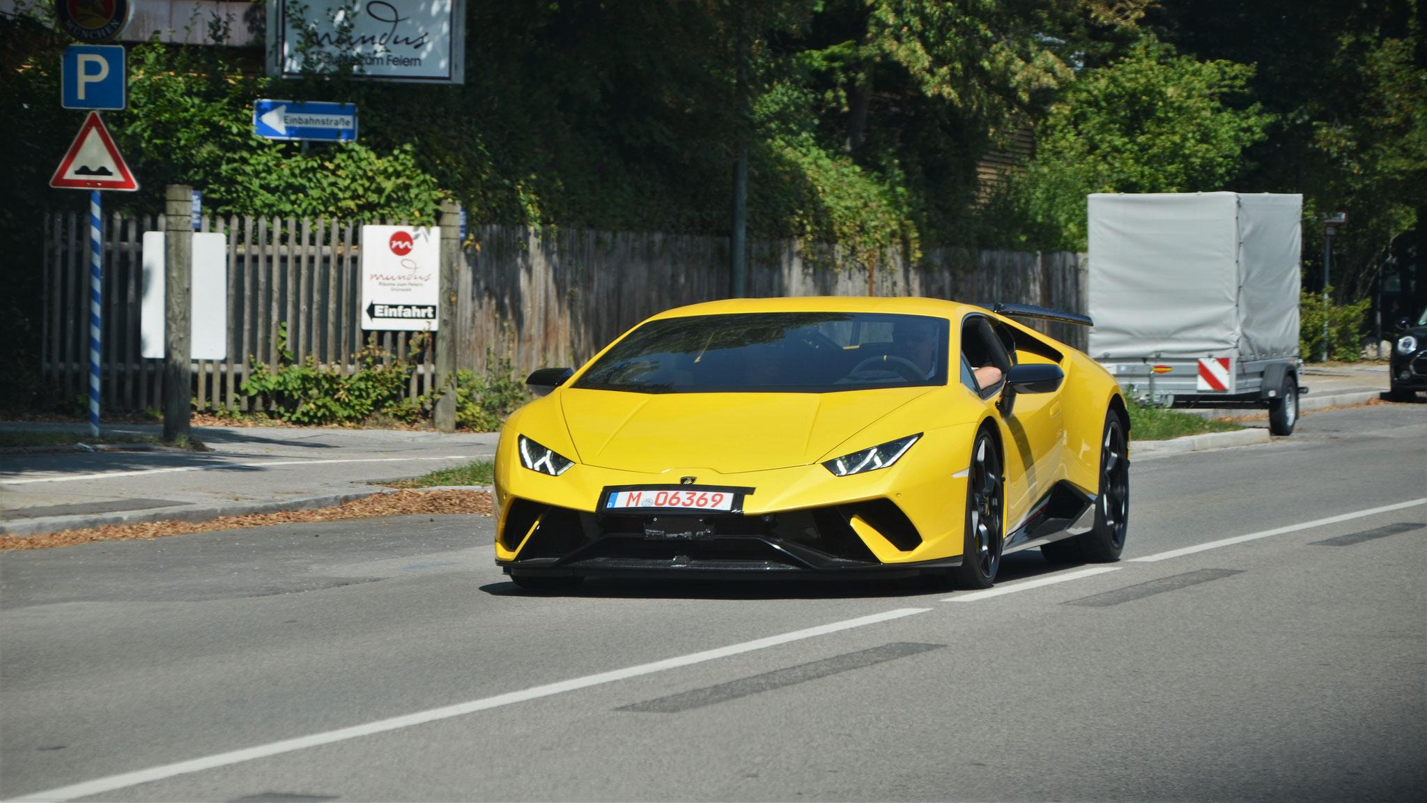 Lamborghini Huracan Performante - M-06369