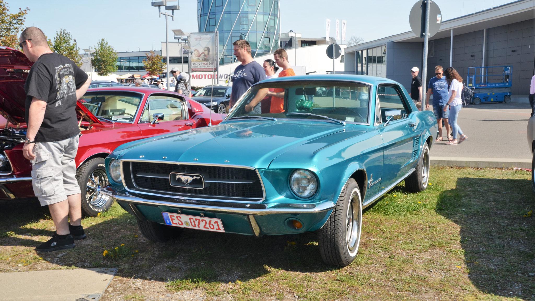 Mustang I - ES-07261