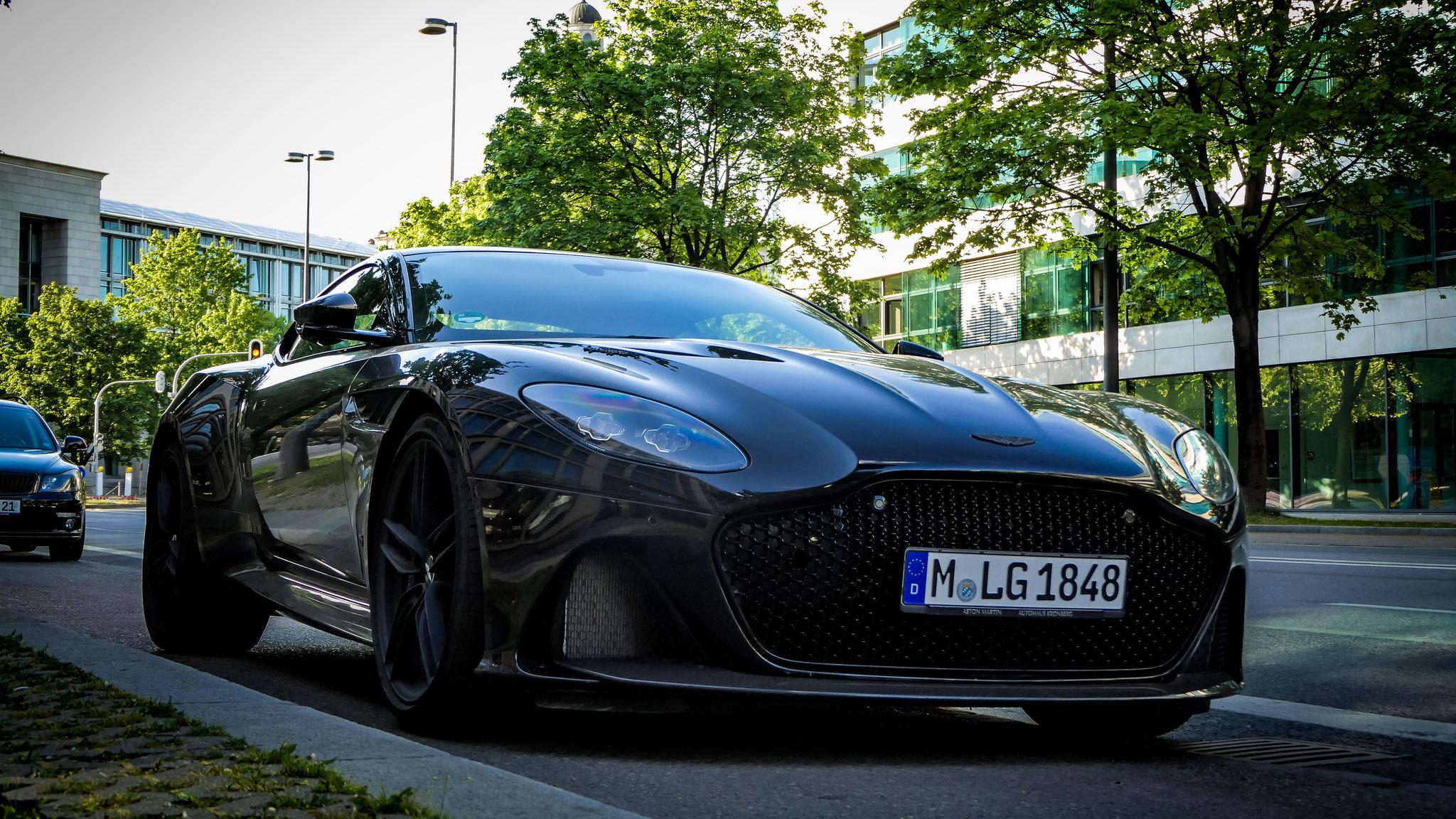 Aston Martin DBS Superleggera - M-LG-1848