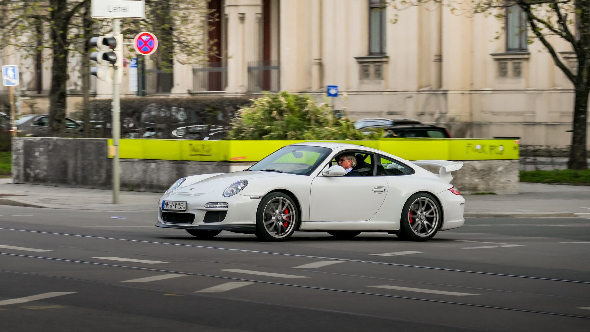 Porsche GT3 997 - NM-YY-15