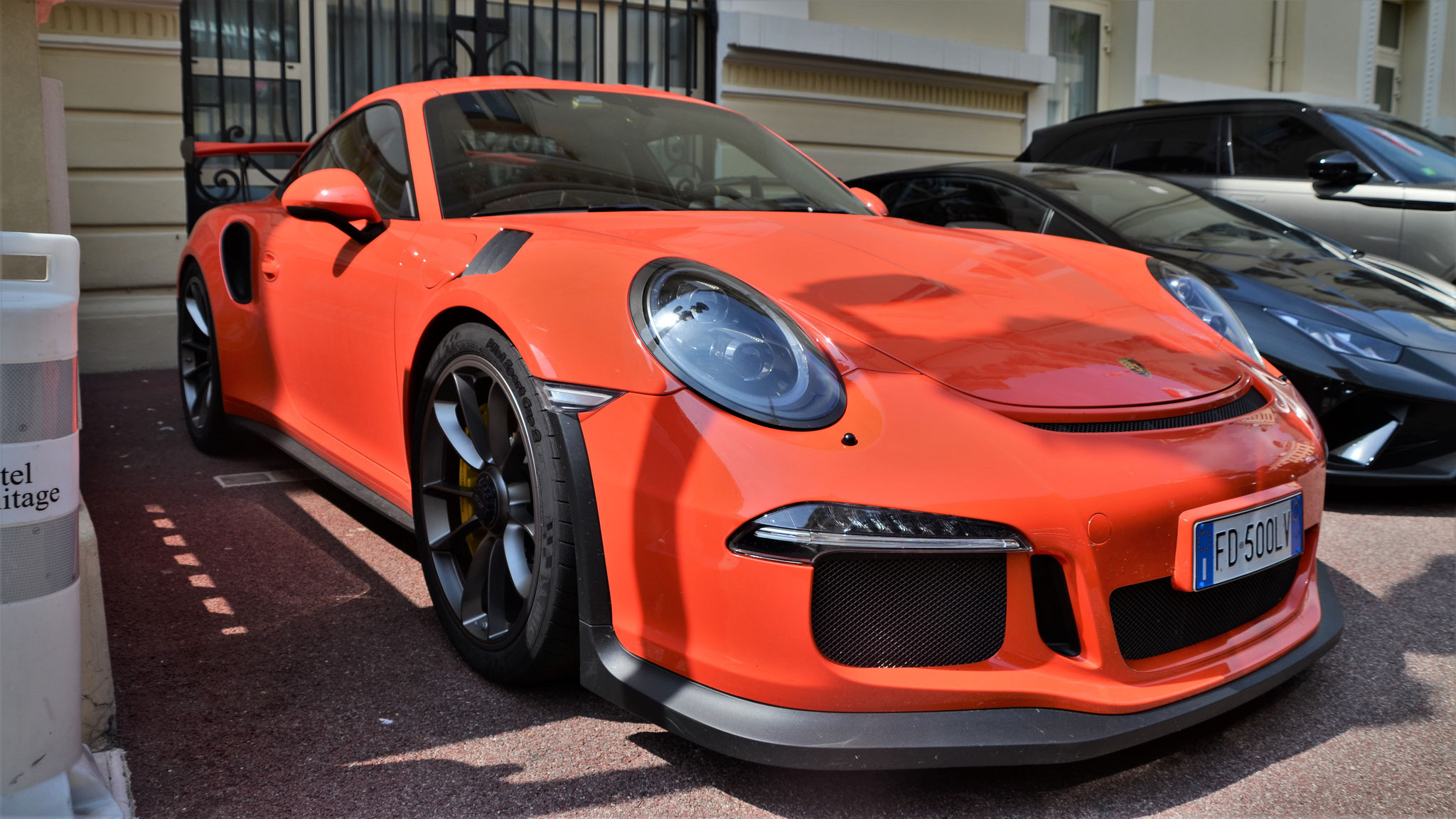 Porsche 911 GT3 RS - FD-500-LV (ITA)