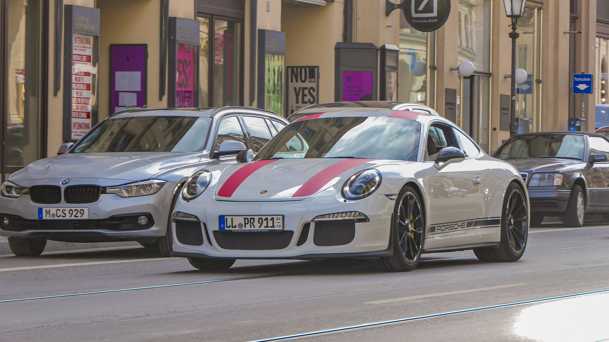 Porsche 911 R - LL-PR-911