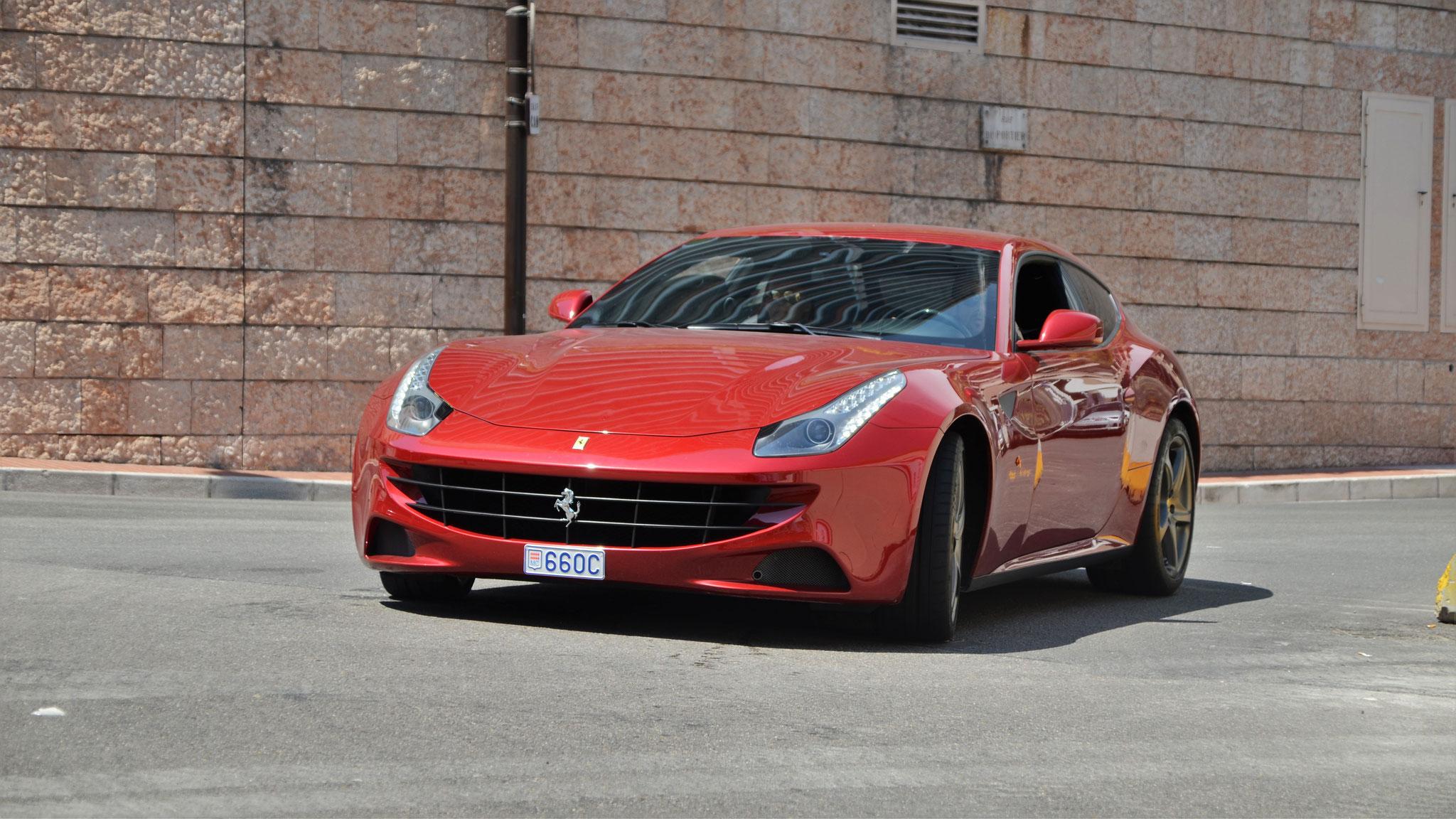 Ferrari FF - 660C (MC)