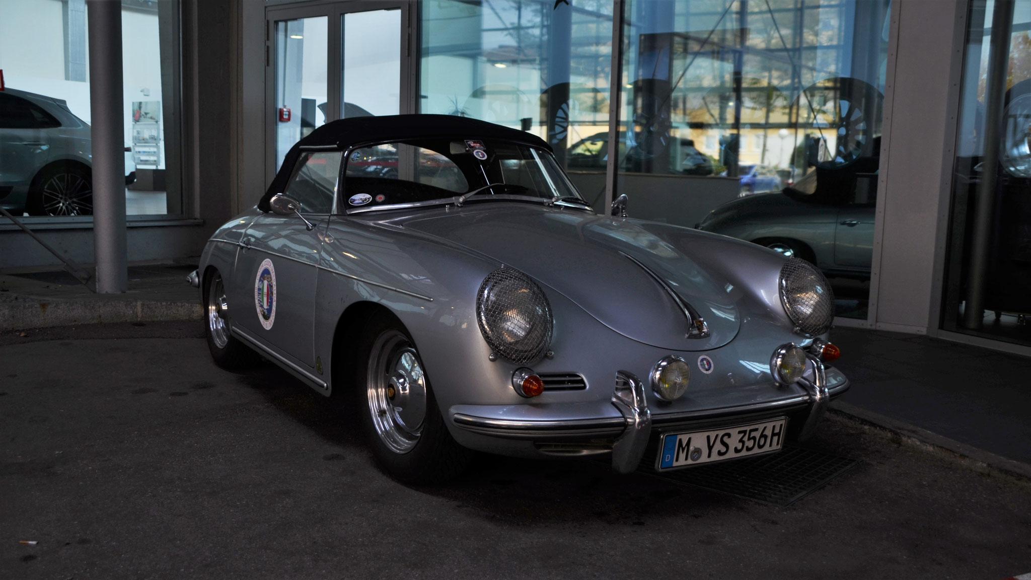 Porsche 356 1600 Speedster - M-YS-356H