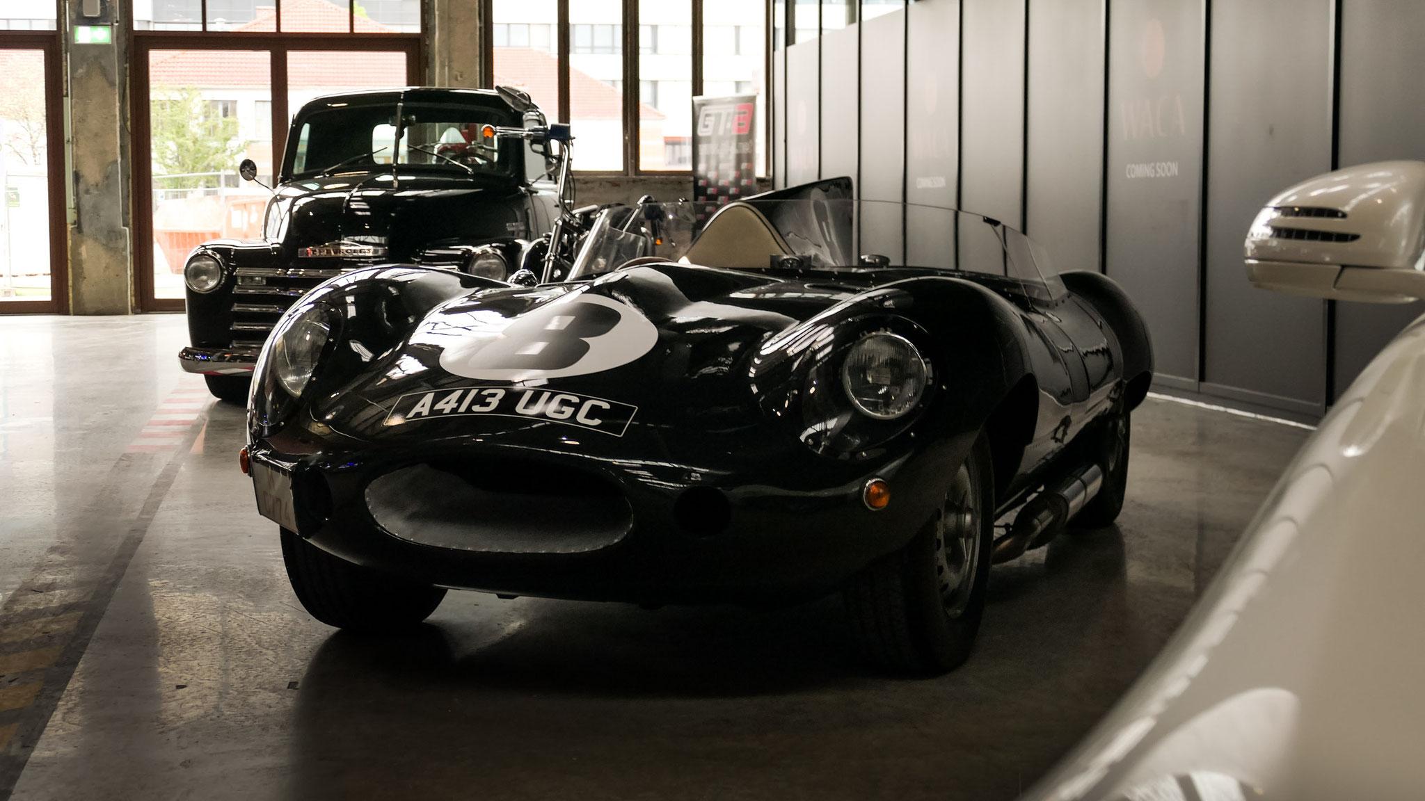1965 Jaguar D-Type Replica - M-0774 (A413-UGC)