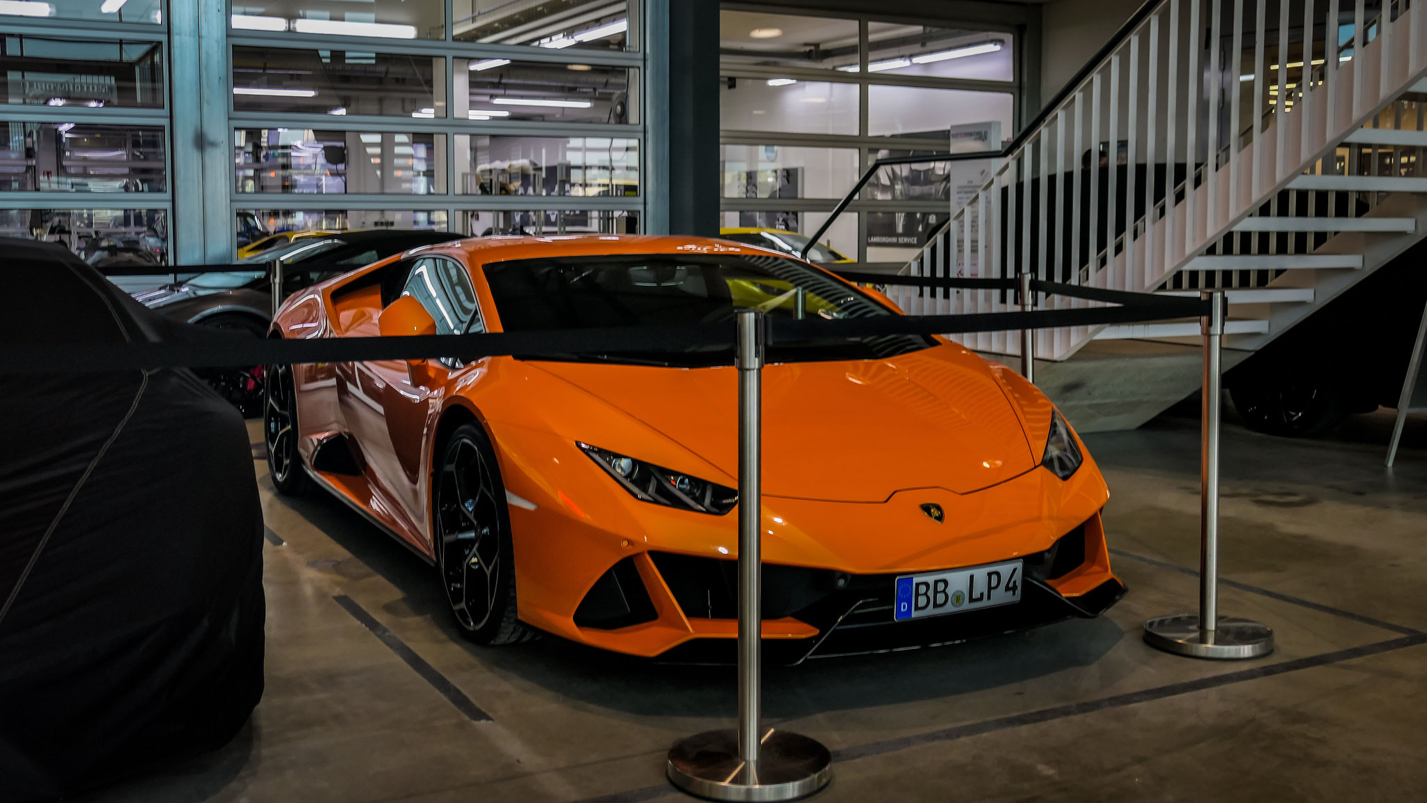 Lamborghini Huracan Evo - BB-LP-4