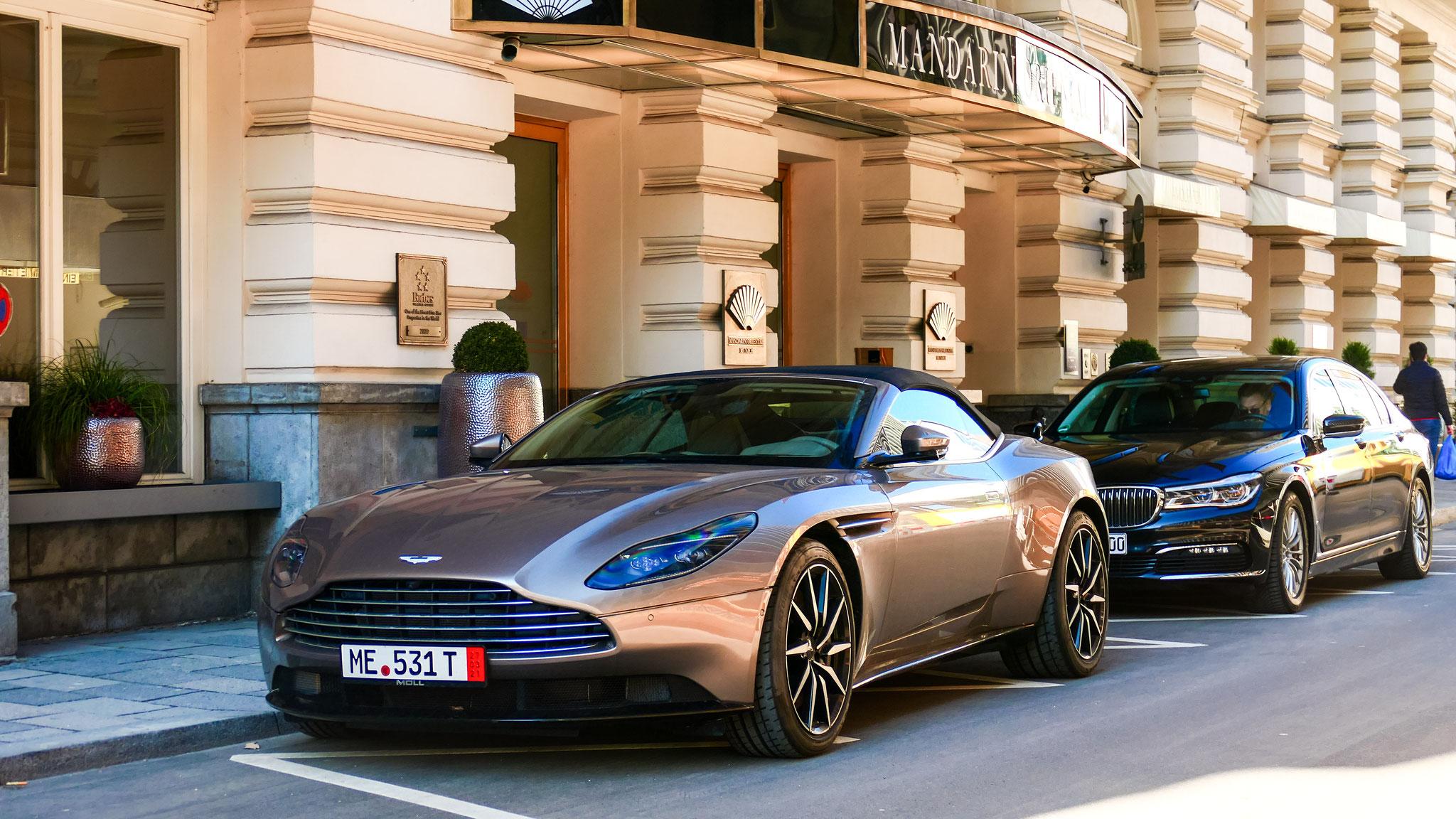 Aston Martin DB11 Volante - ME-531-T