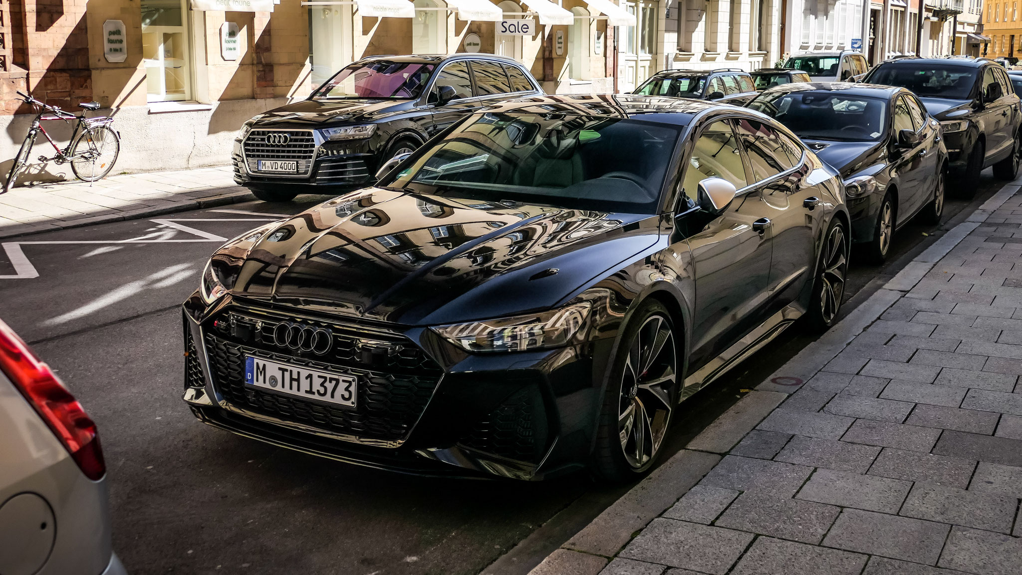 Audi RS7 - M-TH-1373