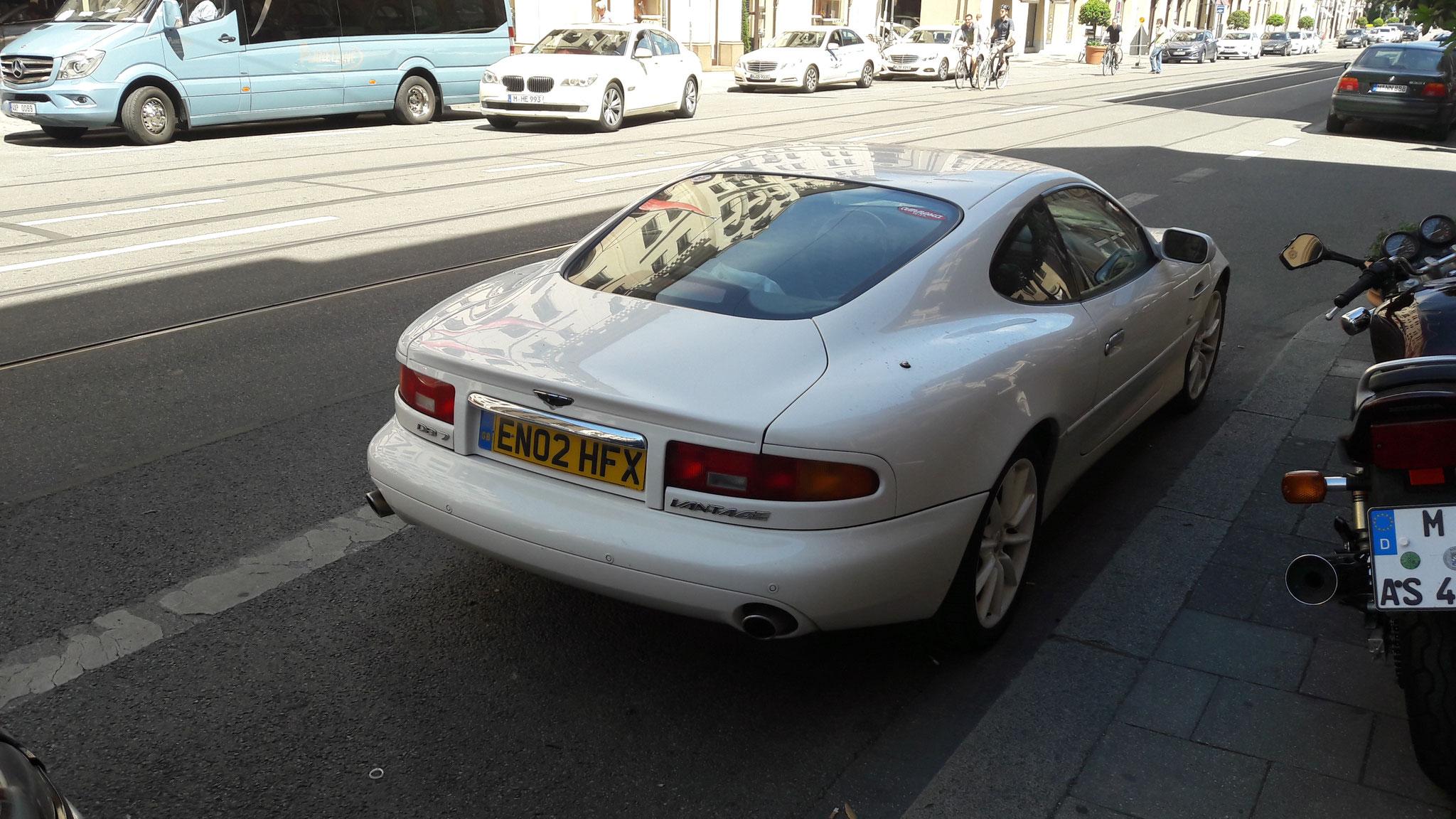 Aston Martin DB7 - EN02-HFX (GB)