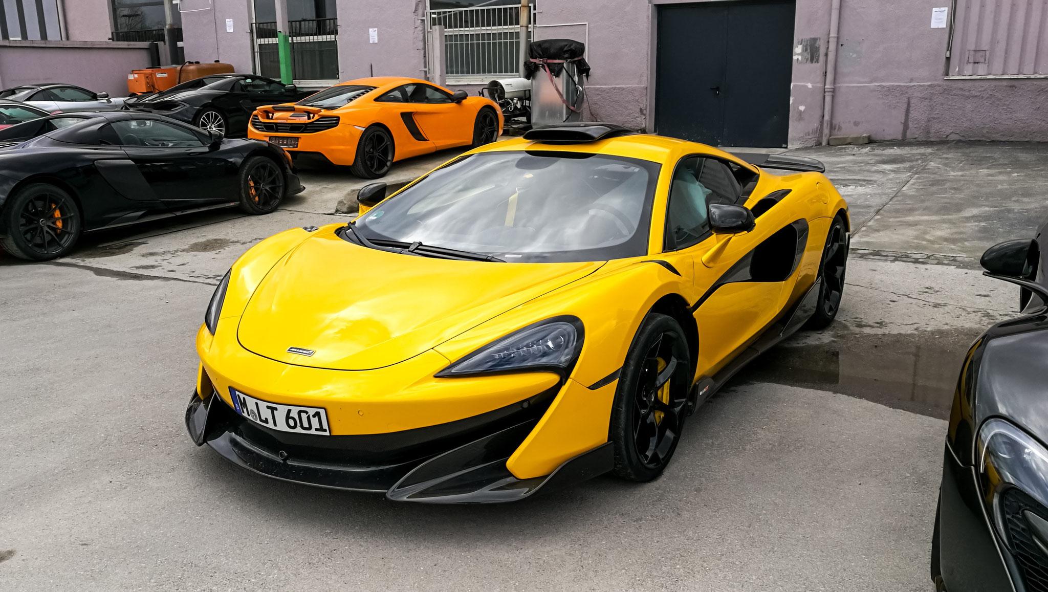 McLaren 600LT Spider - M-LT-601
