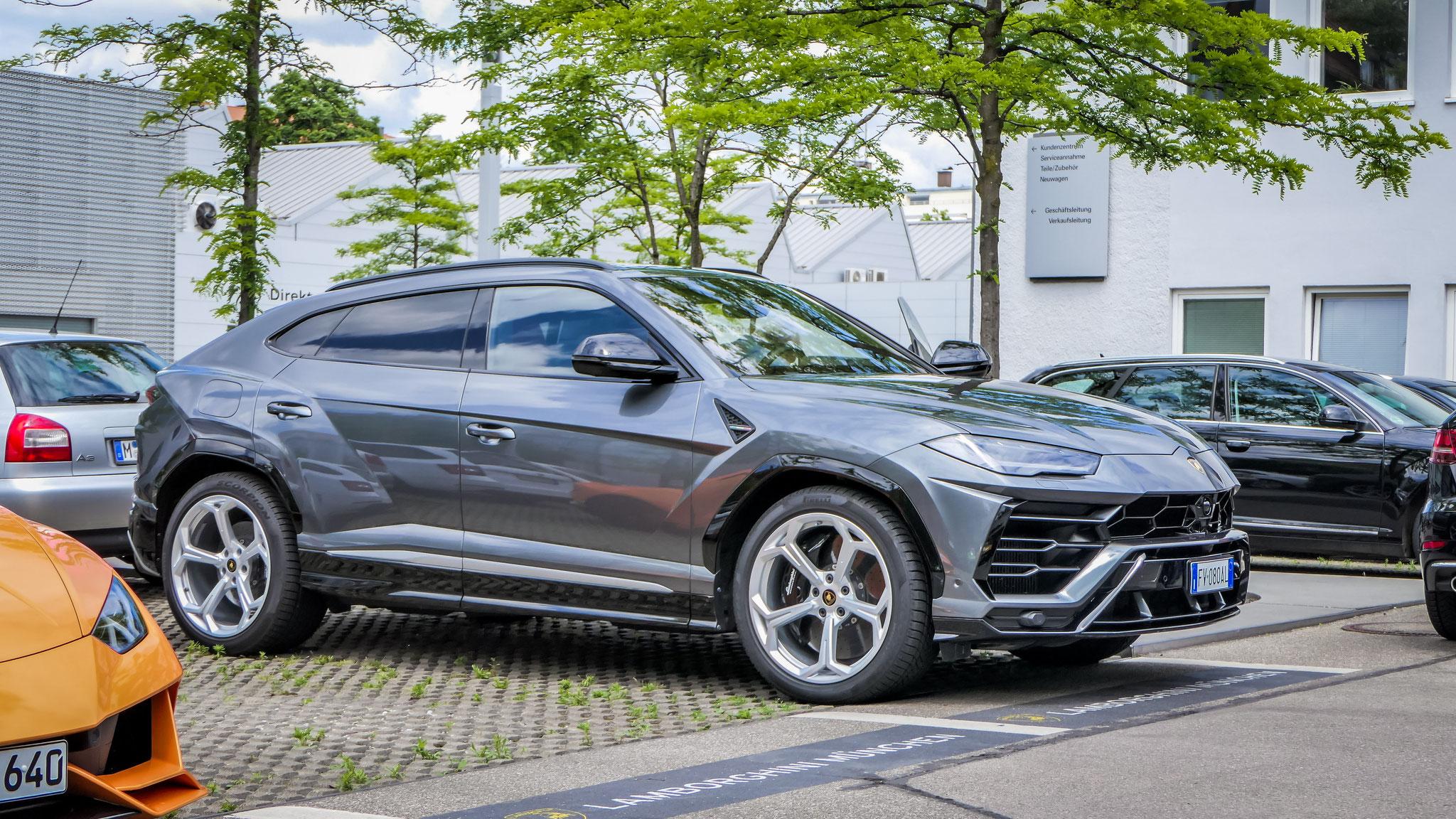 Lamborghini Urus - FV-080-AL (ITA)