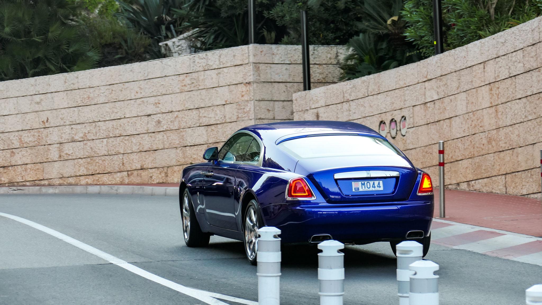 Rolls Royce Wraith - M044 (MC)