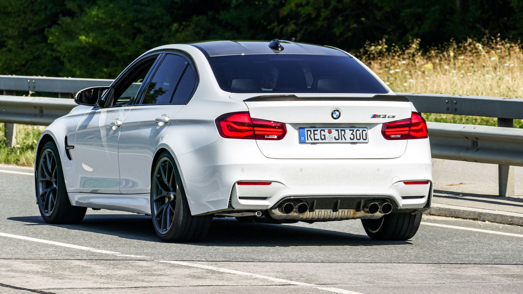 BMW M3 CS - REG-JR-300