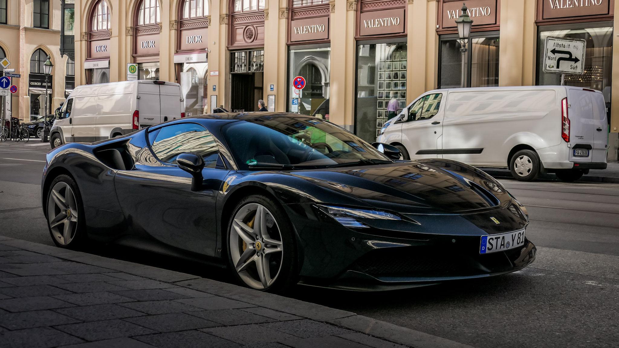 Ferrari SF90 Stradale - STA-Y-81