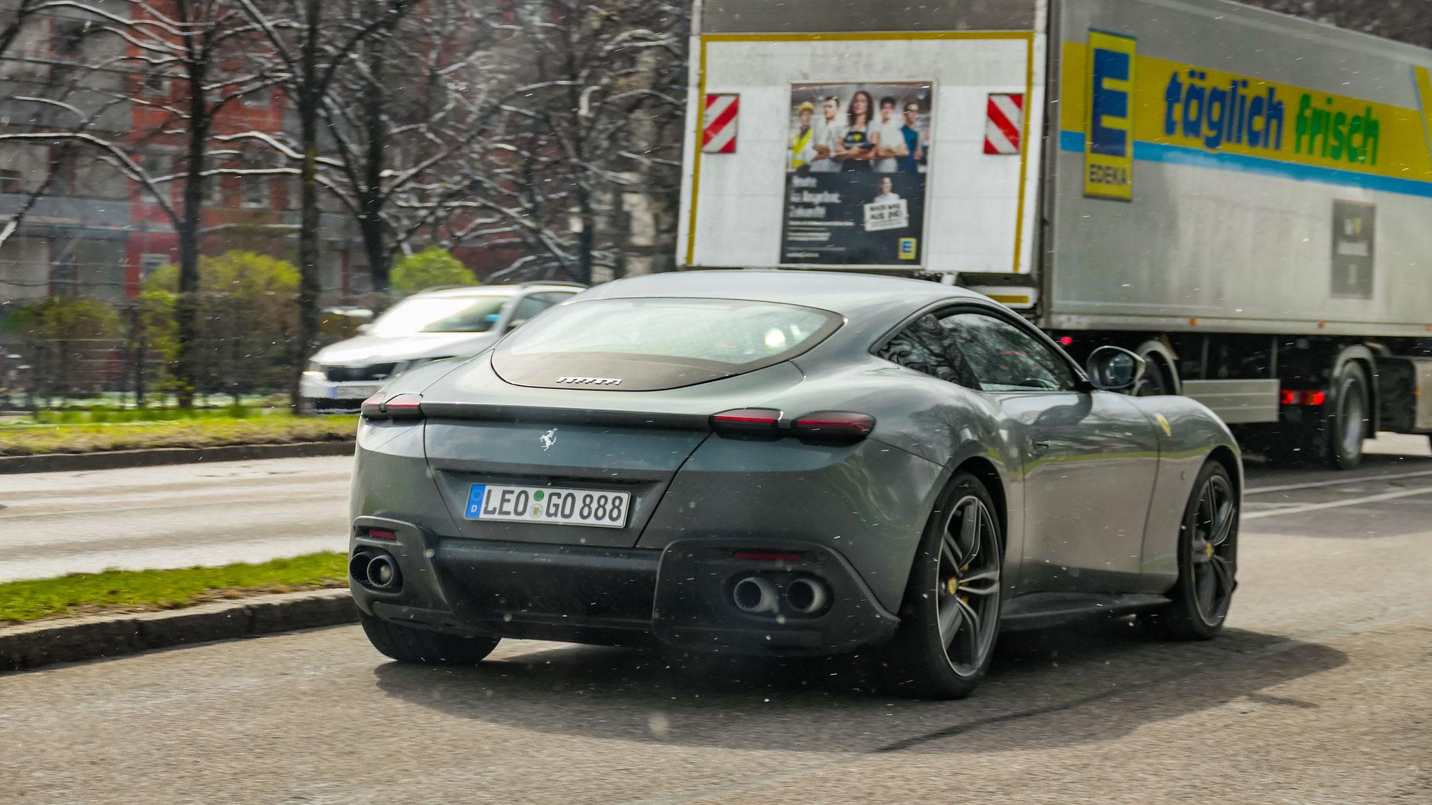 Ferrari Roma - LEO-GO-888