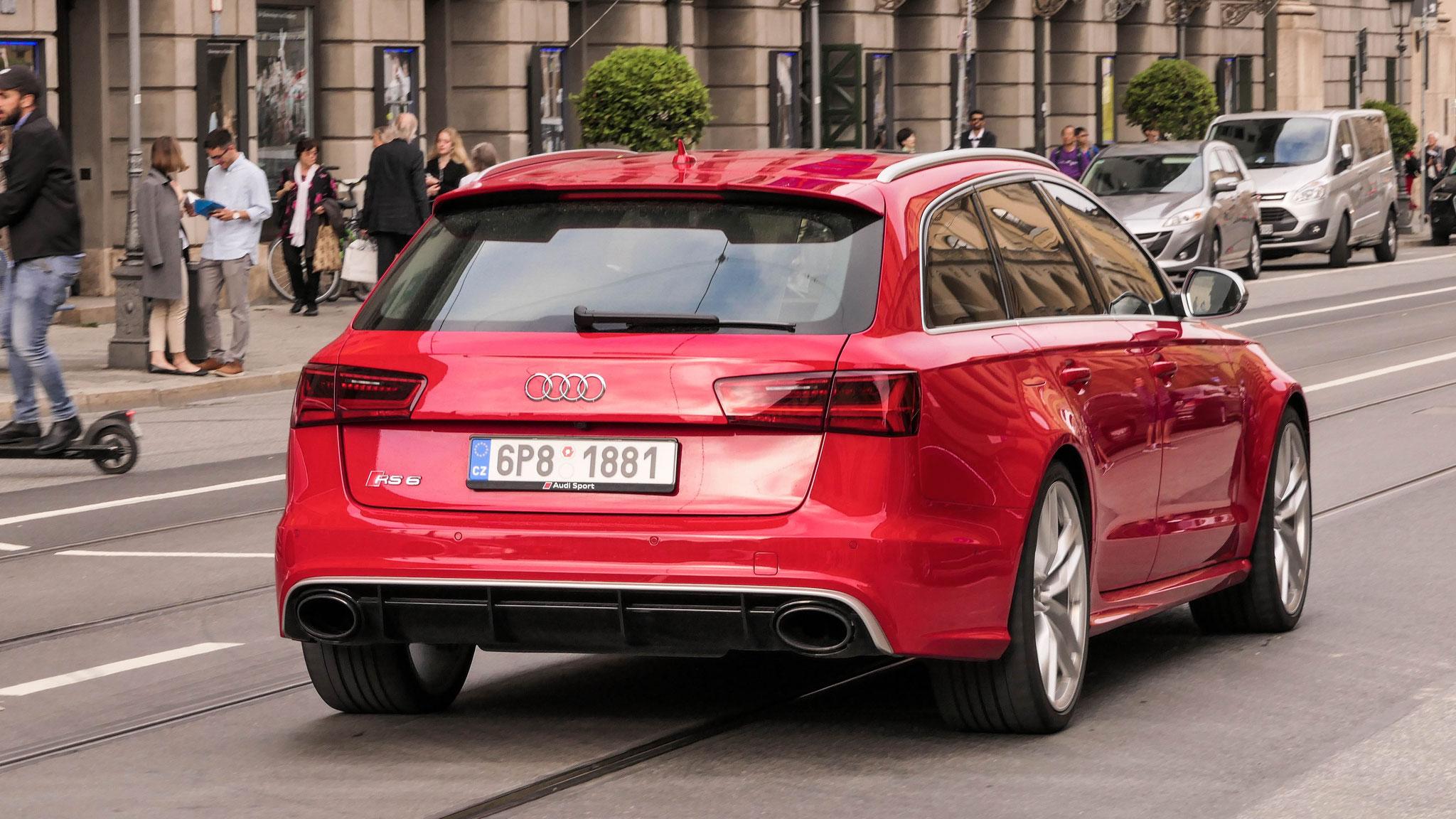 Audi RS6 - 6P8-1881 (CZ)