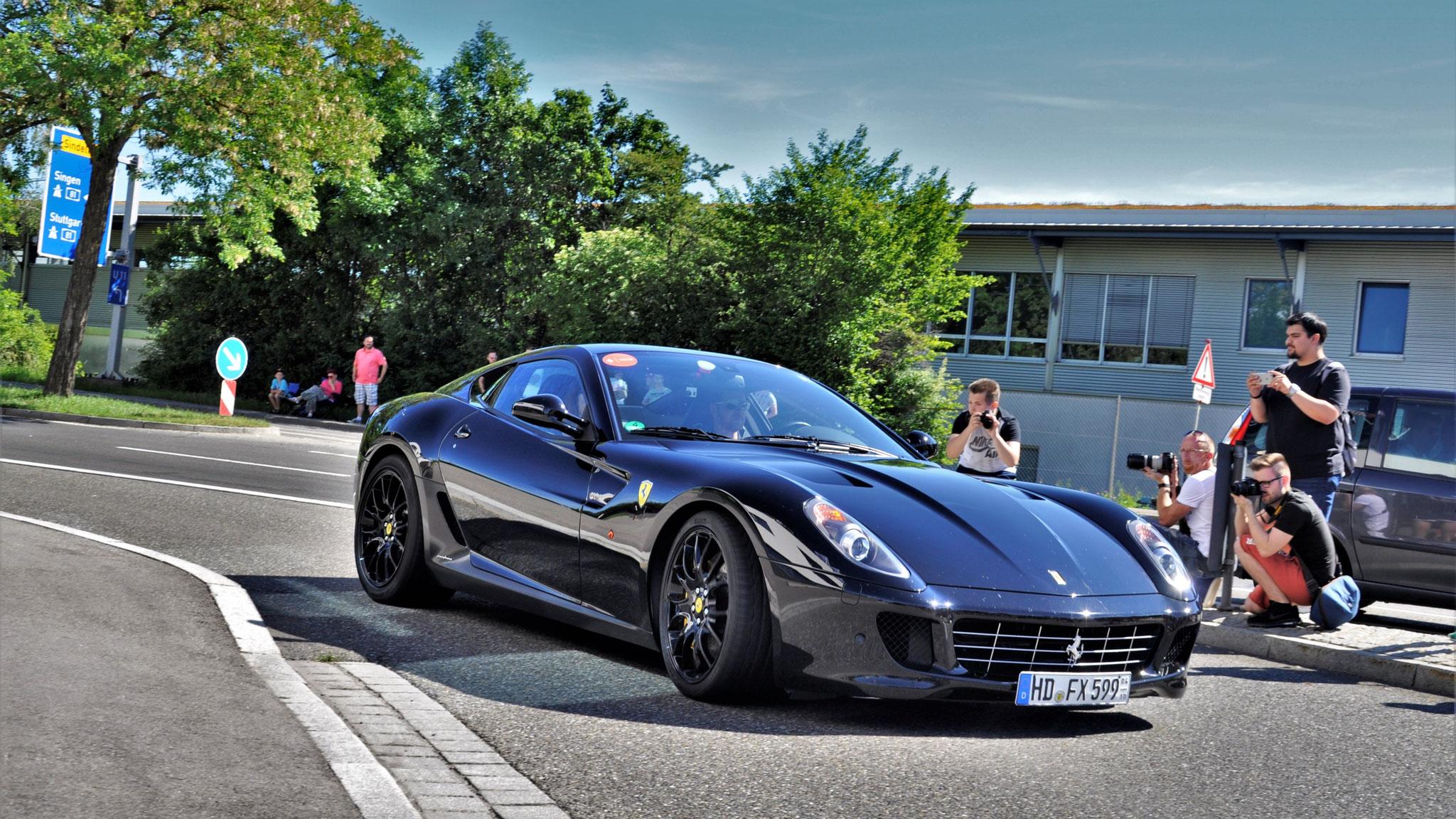 Ferrari 599 GTB - HD-FX-599