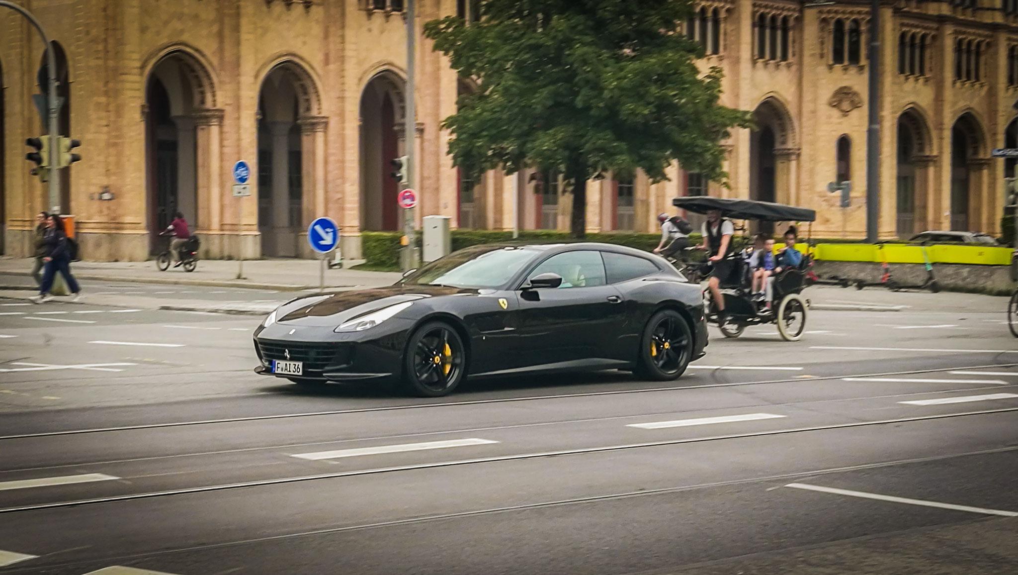 Ferrari GTC4 Lusso - F-AI-36