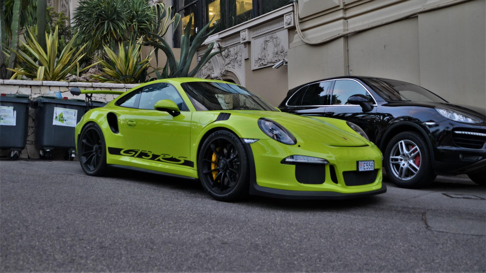 Porsche 911 GT3 RS - E556 (MC)
