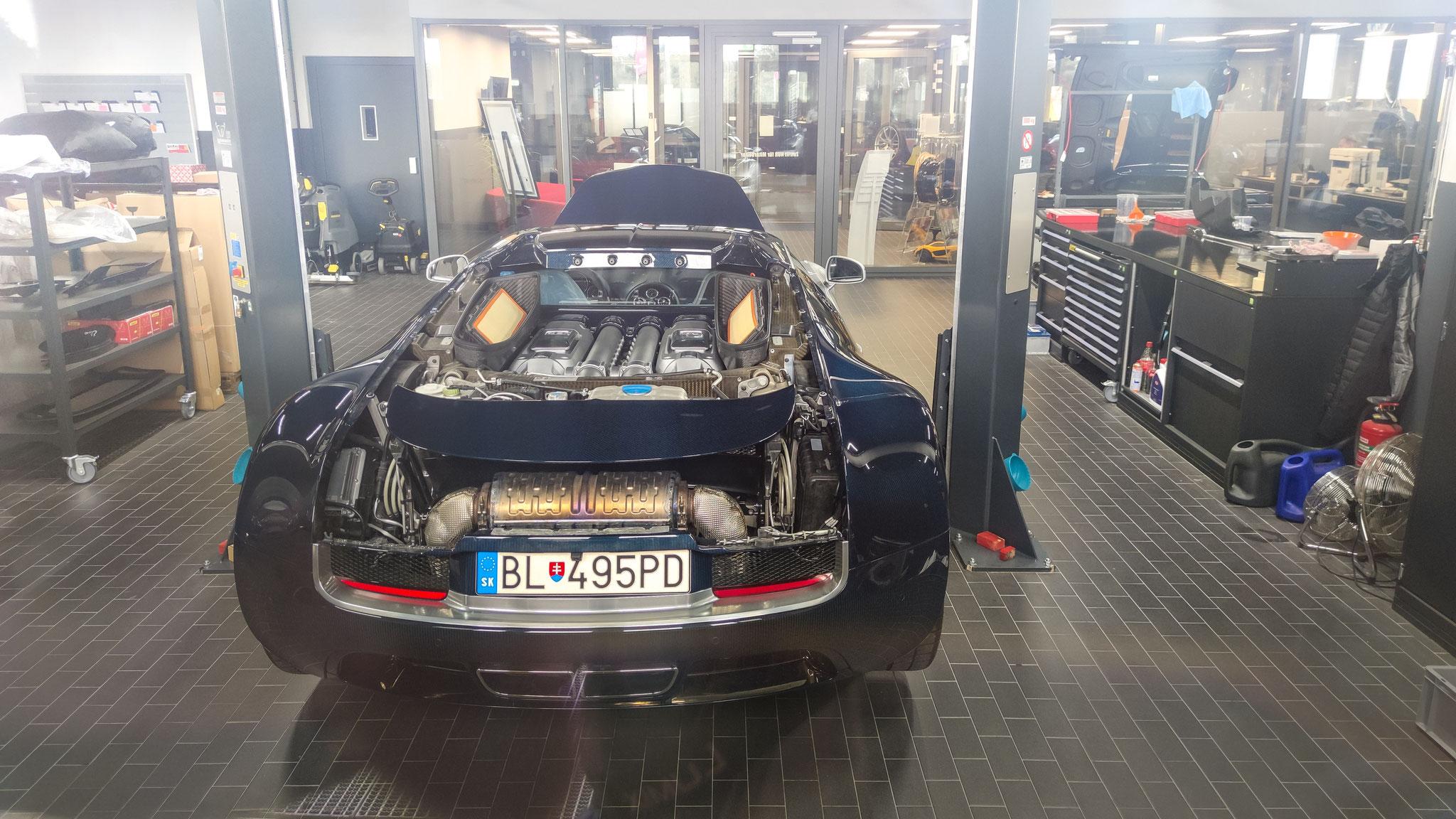 Bugatti Veyron Super Sport - BL-495PD (SK)