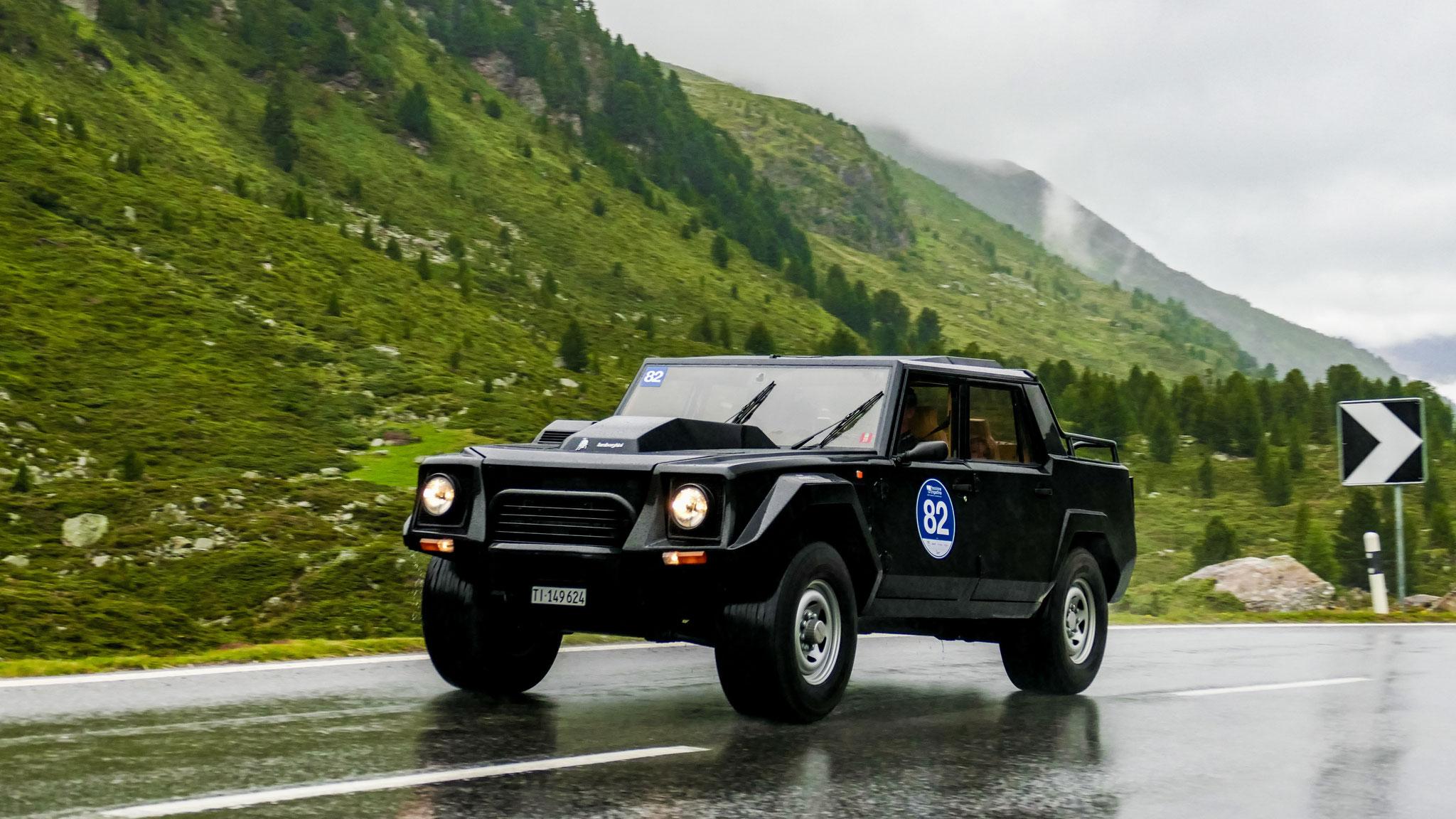 Lamborghini LM002 - TI-159624 (CH)