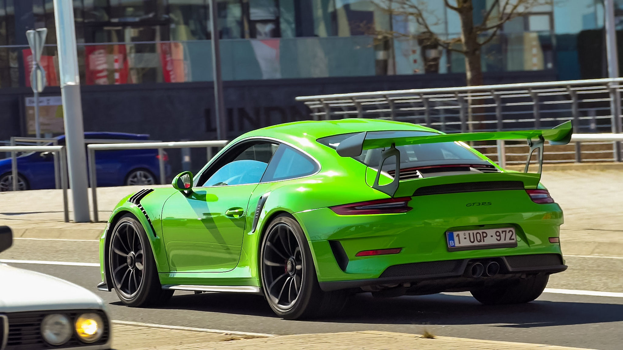 Porsche 911 991.2 GT3 RS - 1-UQP-972 (BEL)