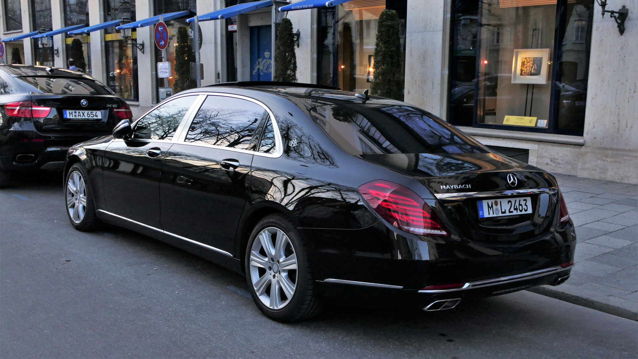 Mercedes Maybach S500 - M-L-2463