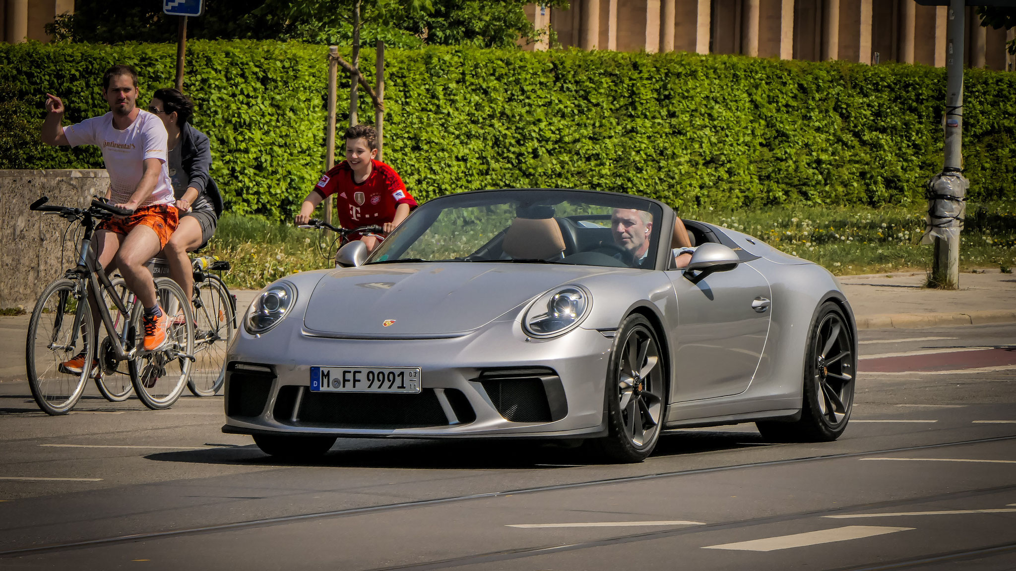Porsche 991 Speedster - M-FF-9991