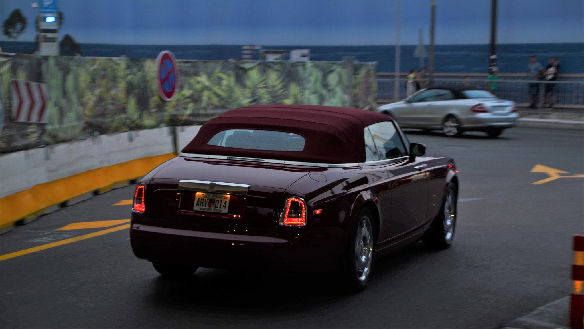 Rolls Royce Drophead - ARV-D14 (USA)