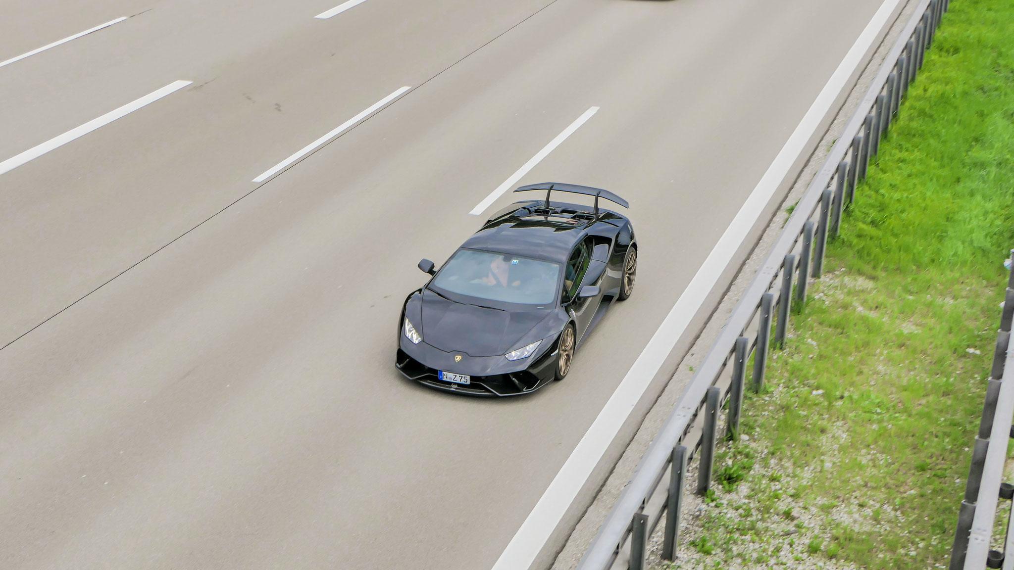 Lamborghini Huracan Performante - N-Z-75